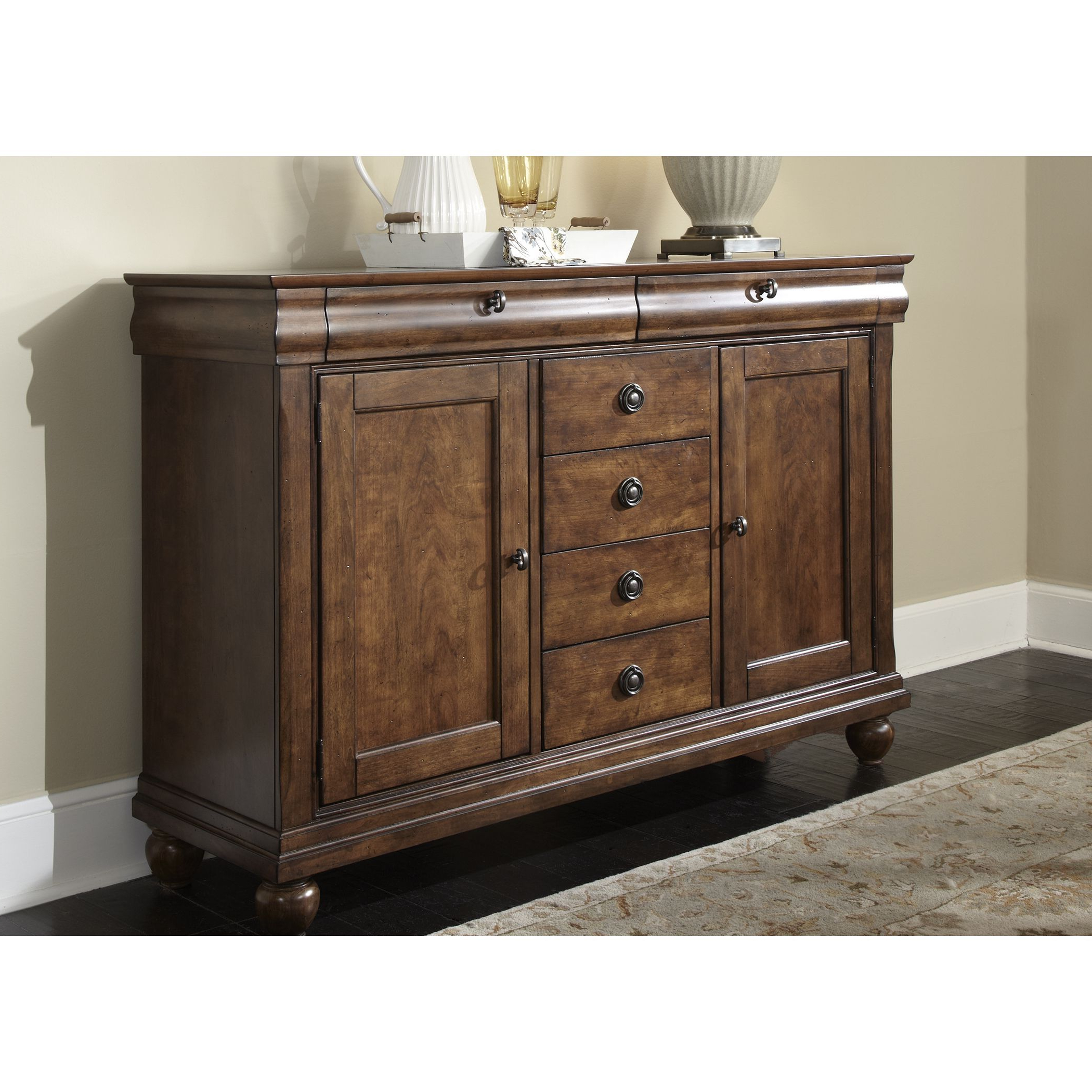 Seiling Sideboards Pertaining To Well Liked Todays Traditional Has A More Casual Feel And This Is Mostly (View 14 of 20)