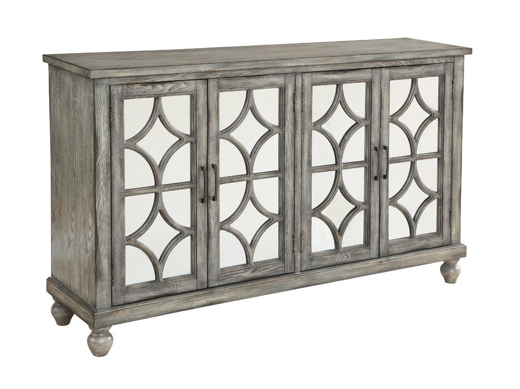 Serafino Media Credenza (Gallery 12 of 20)