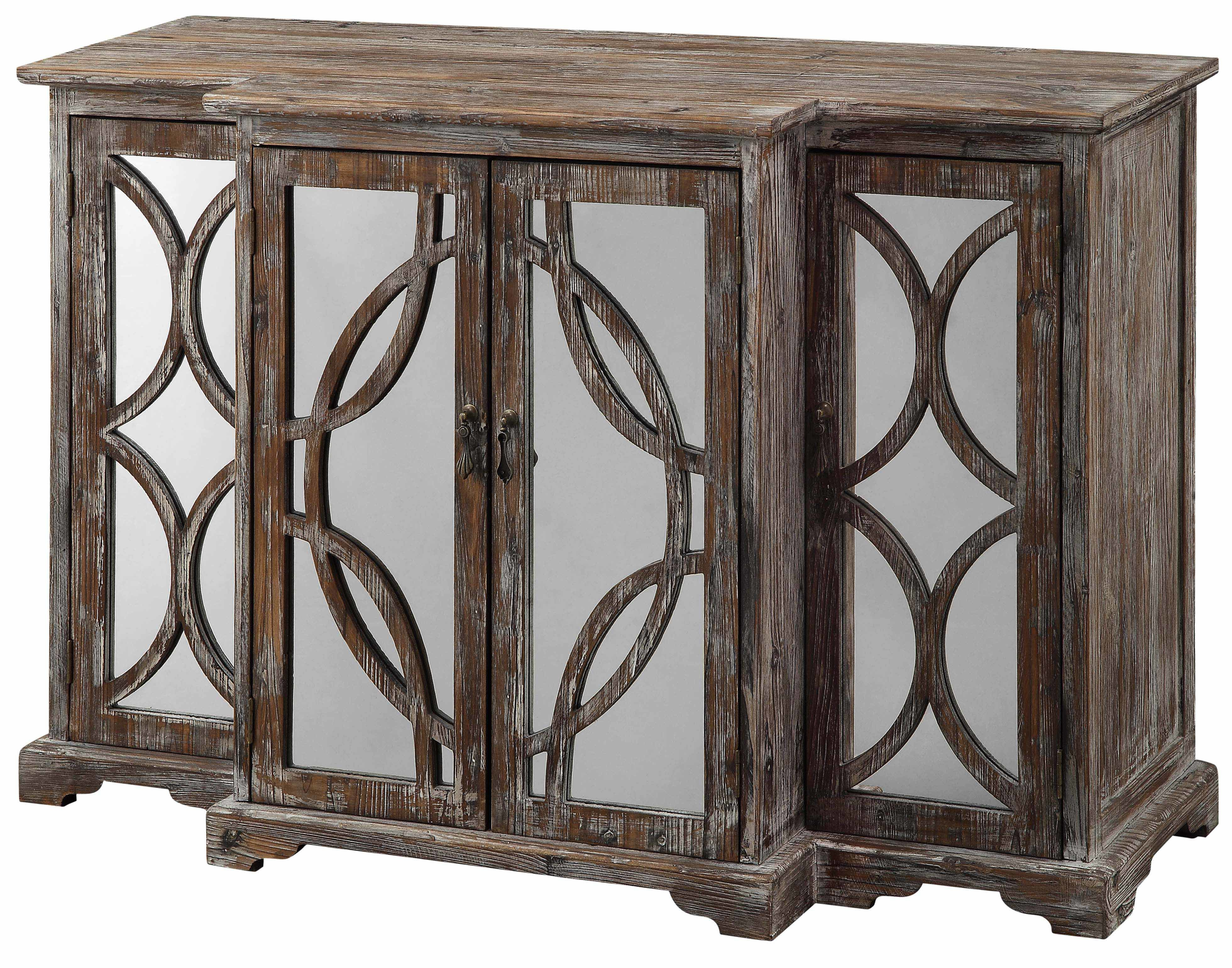 Serafino Media Credenzas Within Famous Limeuil Sideboard (View 16 of 20)