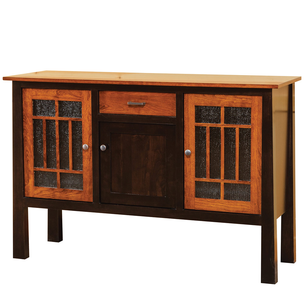 Serenity Garden Amish Sideboard Inside Preferred Knoxville Sideboards (Gallery 19 of 20)