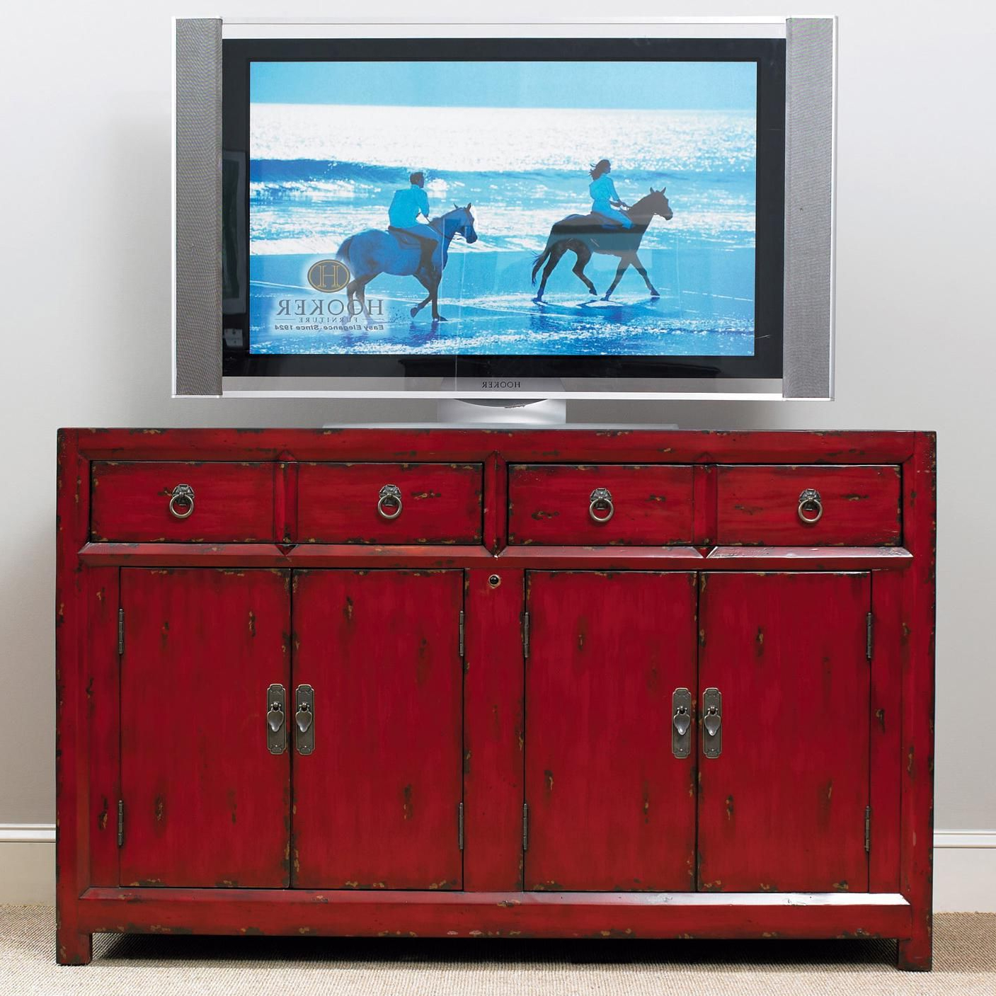 Seven Seas Asian Sideboards Throughout Most Popular Seven Seas Entertainment Consolehooker Furniture (View 14 of 20)
