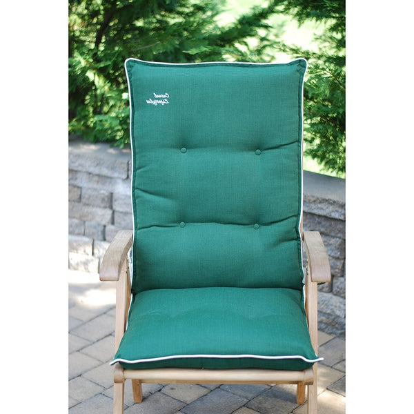 Shop High Back Patio Chair Cushion (Set Of 2) – Free Within 2019 Patio Sofas With Cushions (View 17 of 20)