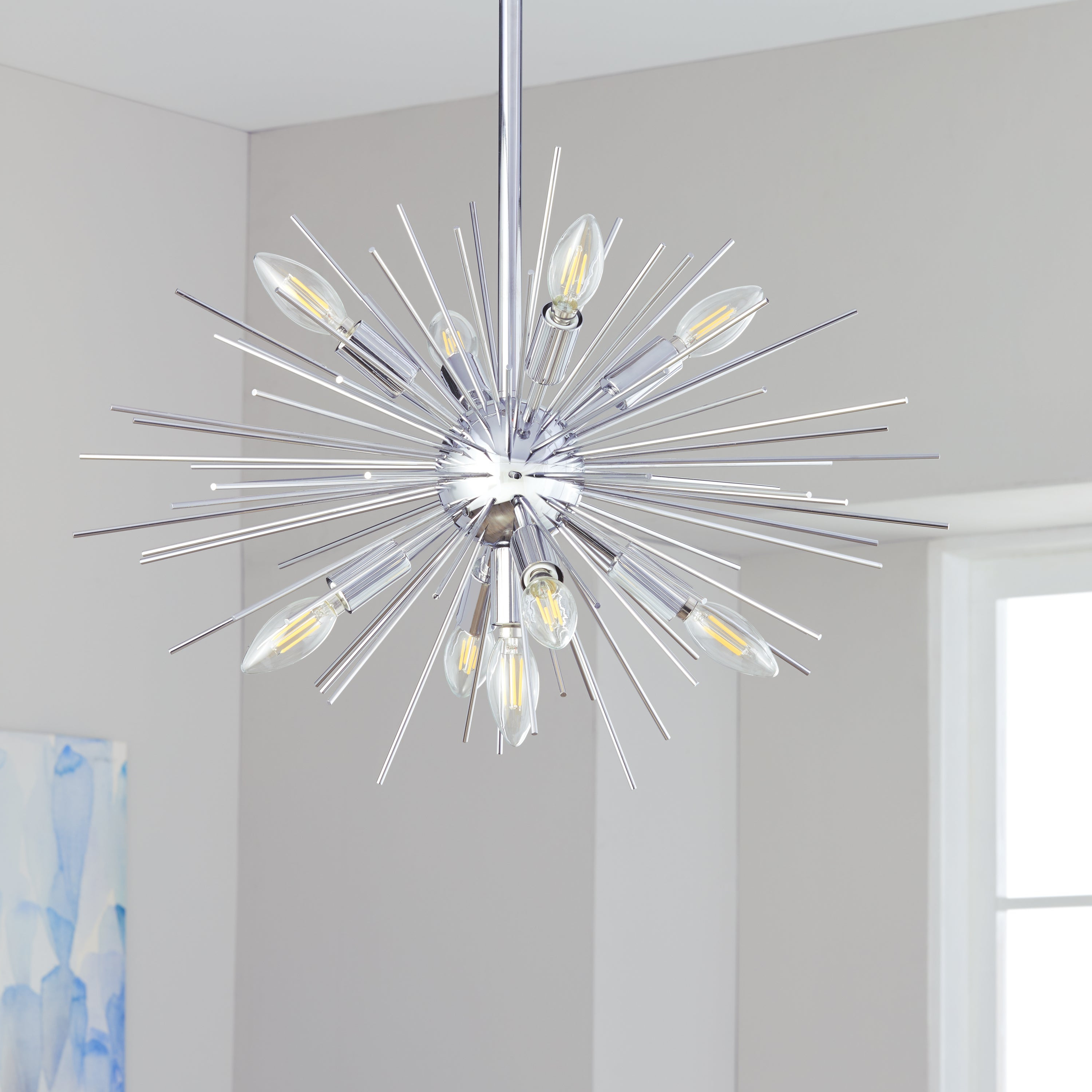 Shop Our Best Lighting & Ceiling Within 2019 Defreitas 18 Light Sputnik Chandeliers (View 19 of 20)
