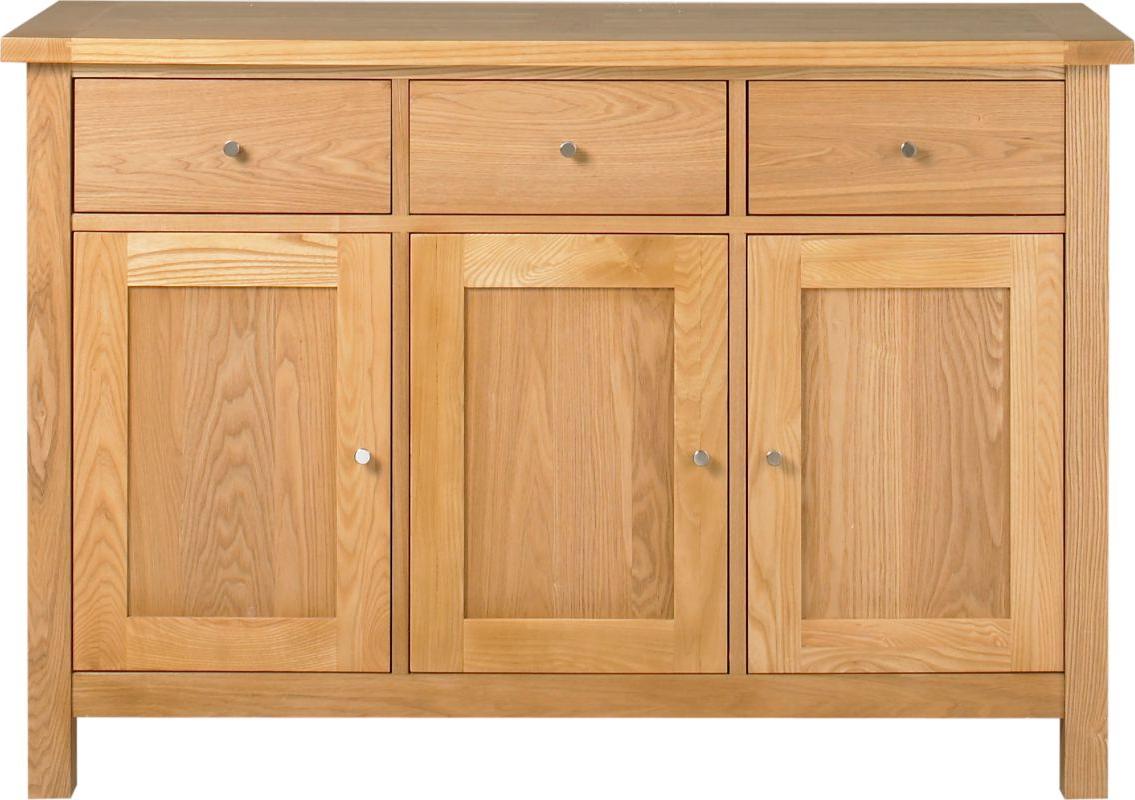 Sideboard, Oak Sideboard (View 18 of 20)