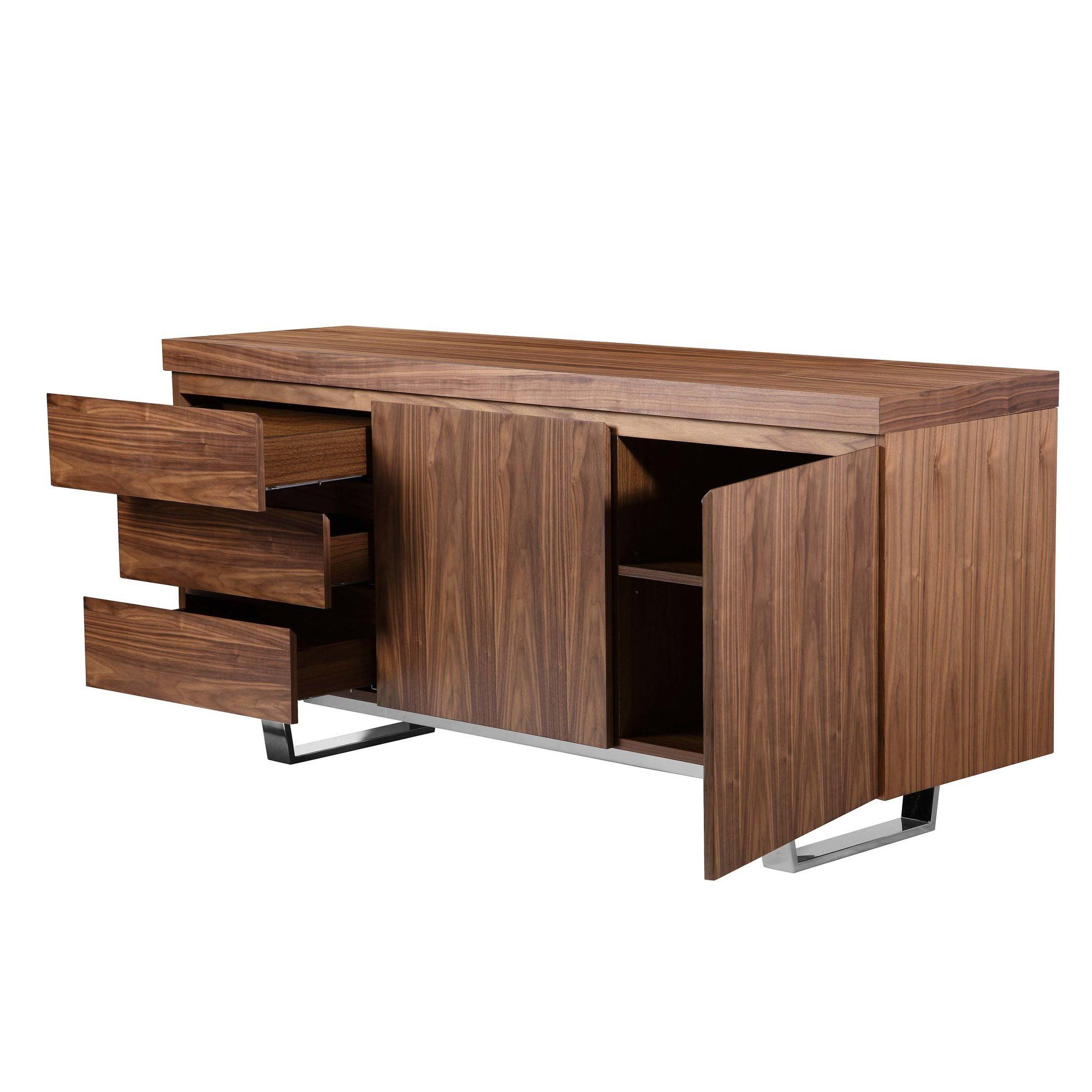 Sideboard, Sideboard Buffet Pertaining To Fashionable Emiliano Sideboards (View 7 of 20)