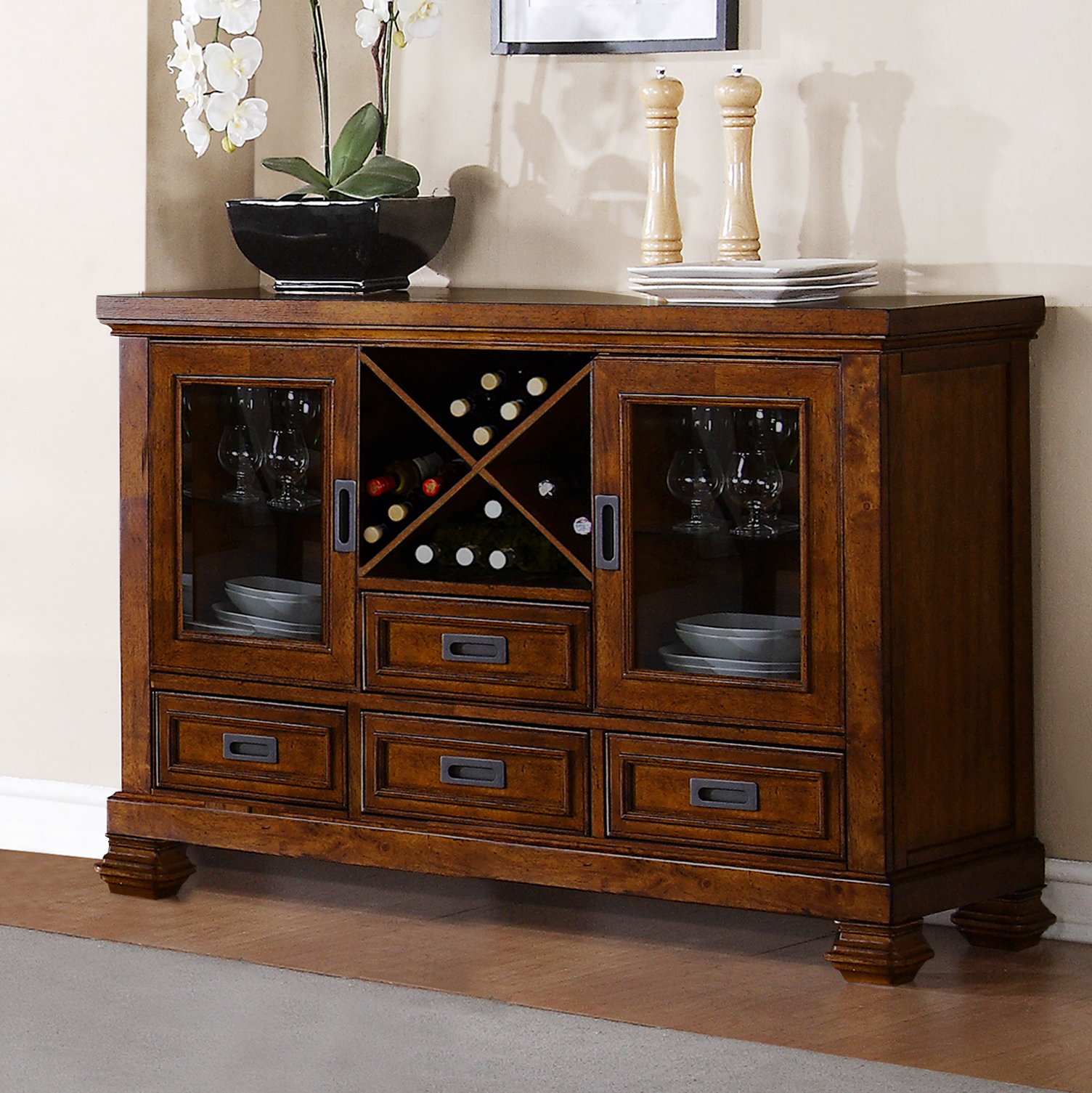 Sideboard With Favorite Sideboards By Wildon Home (Gallery 2 of 20)