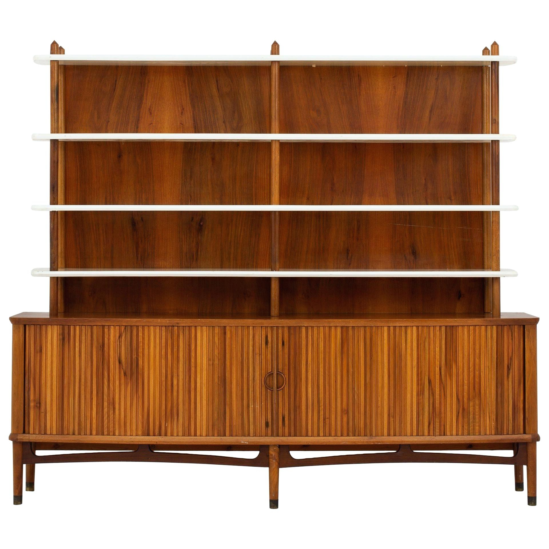 Sideboard With Shelves – Frowea.co Pertaining To Recent Sideboards By Foundry Select (Gallery 18 of 20)
