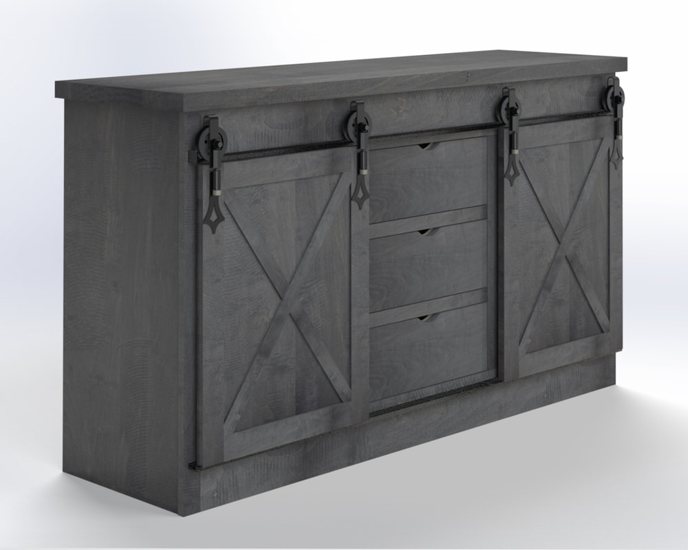 Sideboards 12121 – Dj's Handcrafted Solid Wood Furniture Inc (View 19 of 20)