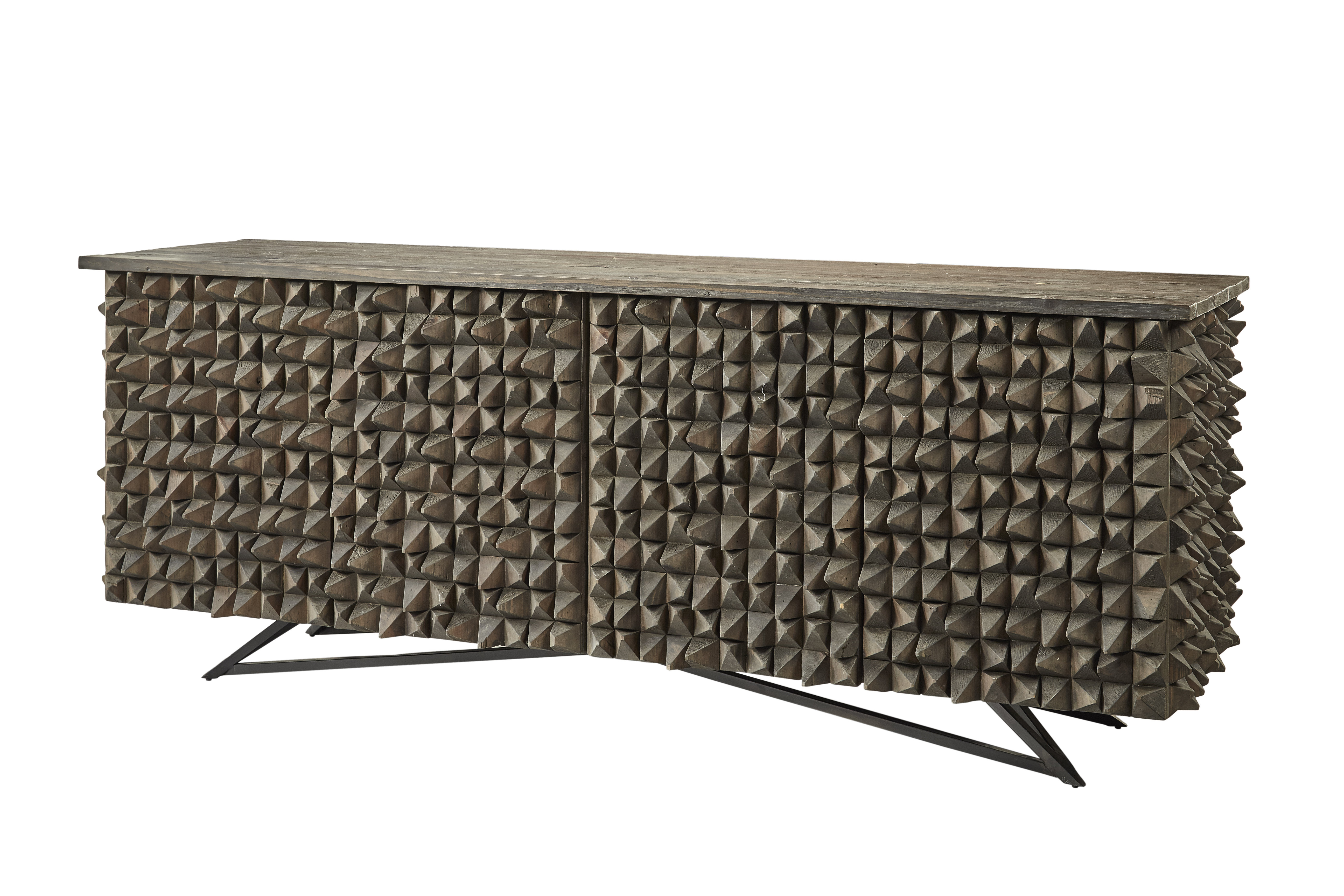 Sideboards By Foundry Select Pertaining To Fashionable Aultman Sideboard (Gallery 5 of 20)