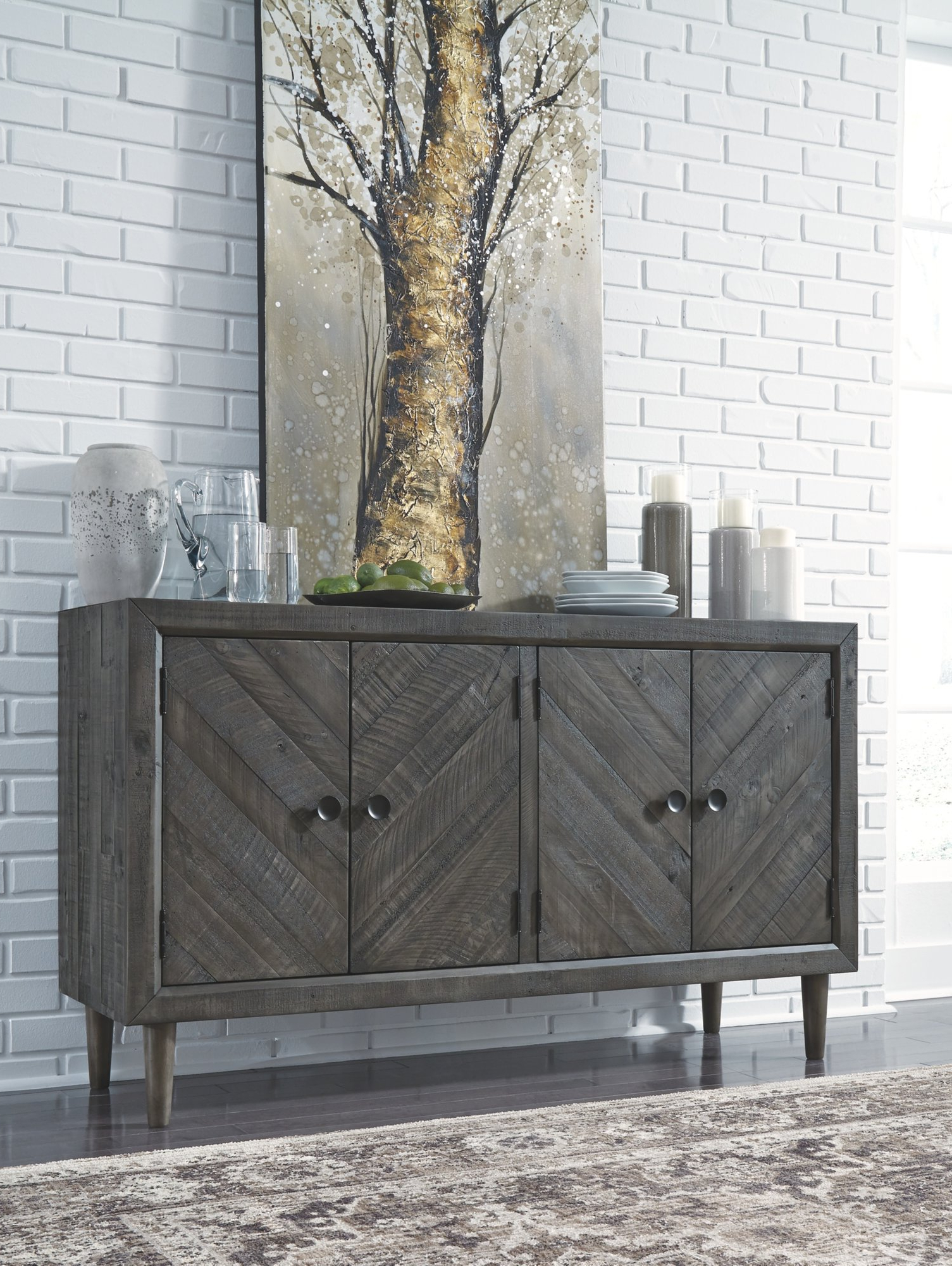 Sideboards By Foundry Select Regarding Famous Details About Foundry Select Banach Sideboard (Gallery 4 of 20)