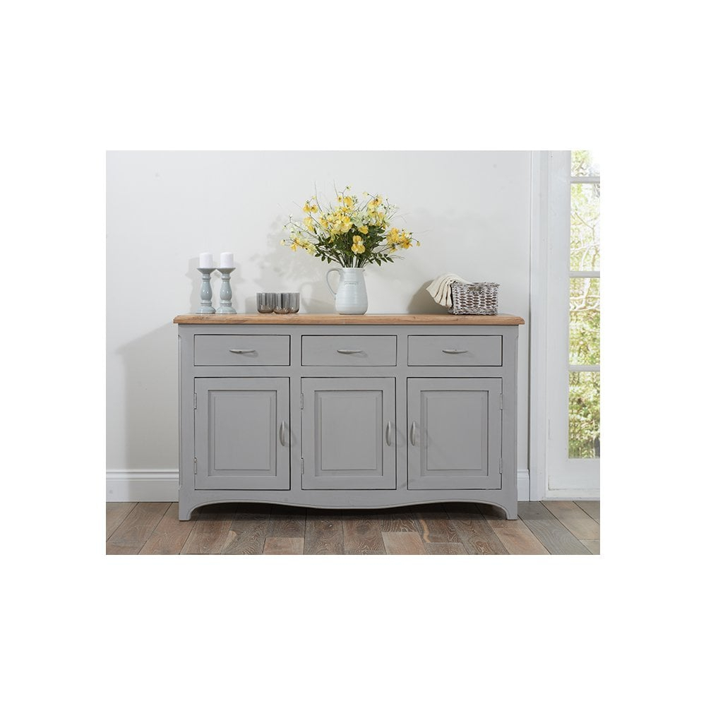Sienna Oak And Grey Sideboard Throughout Widely Used Sienna Sideboards (View 10 of 20)