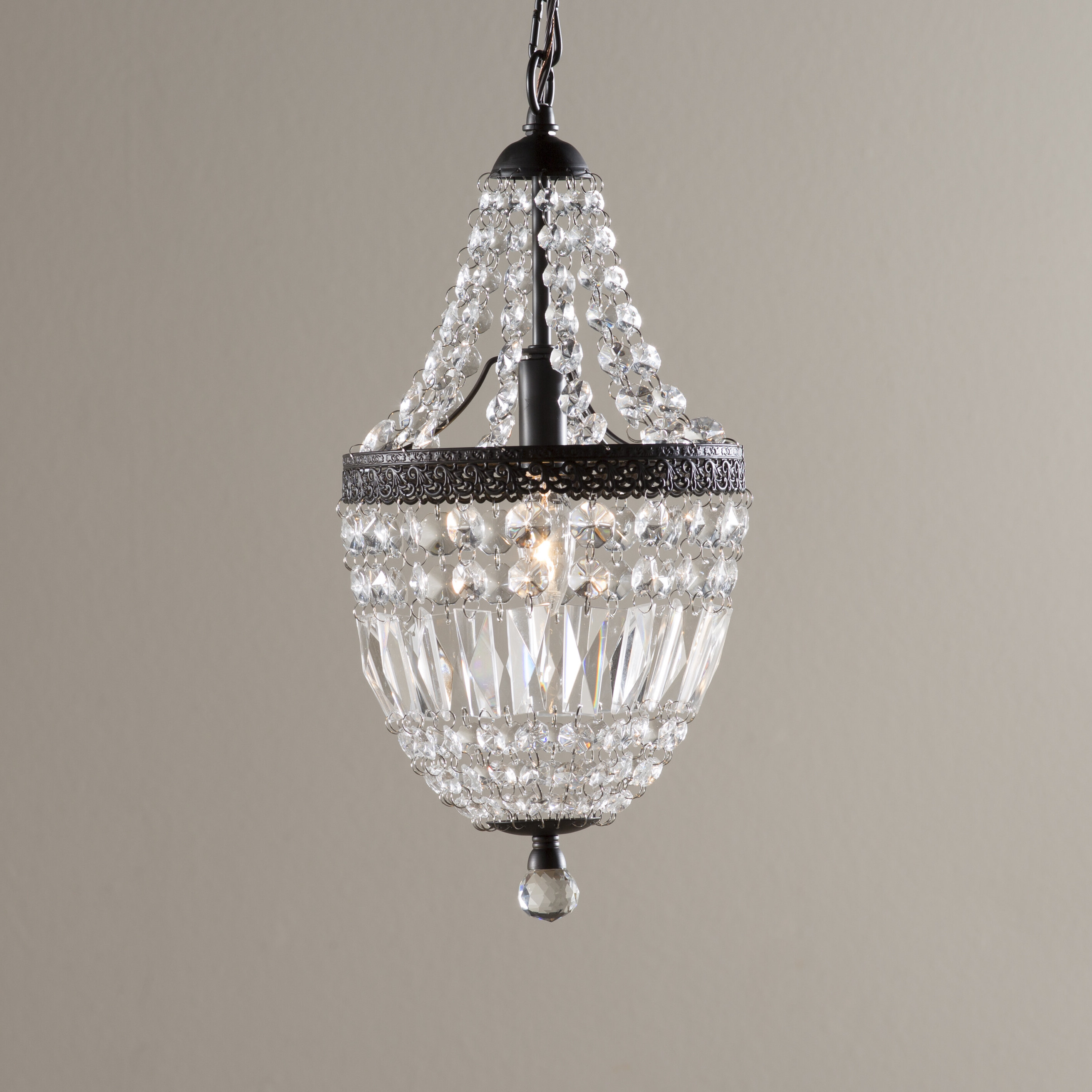 Spokane 1 Light Single Urn Pendant Regarding Most Up To Date Spokane 1 Light Single Urn Pendants (Gallery 1 of 20)