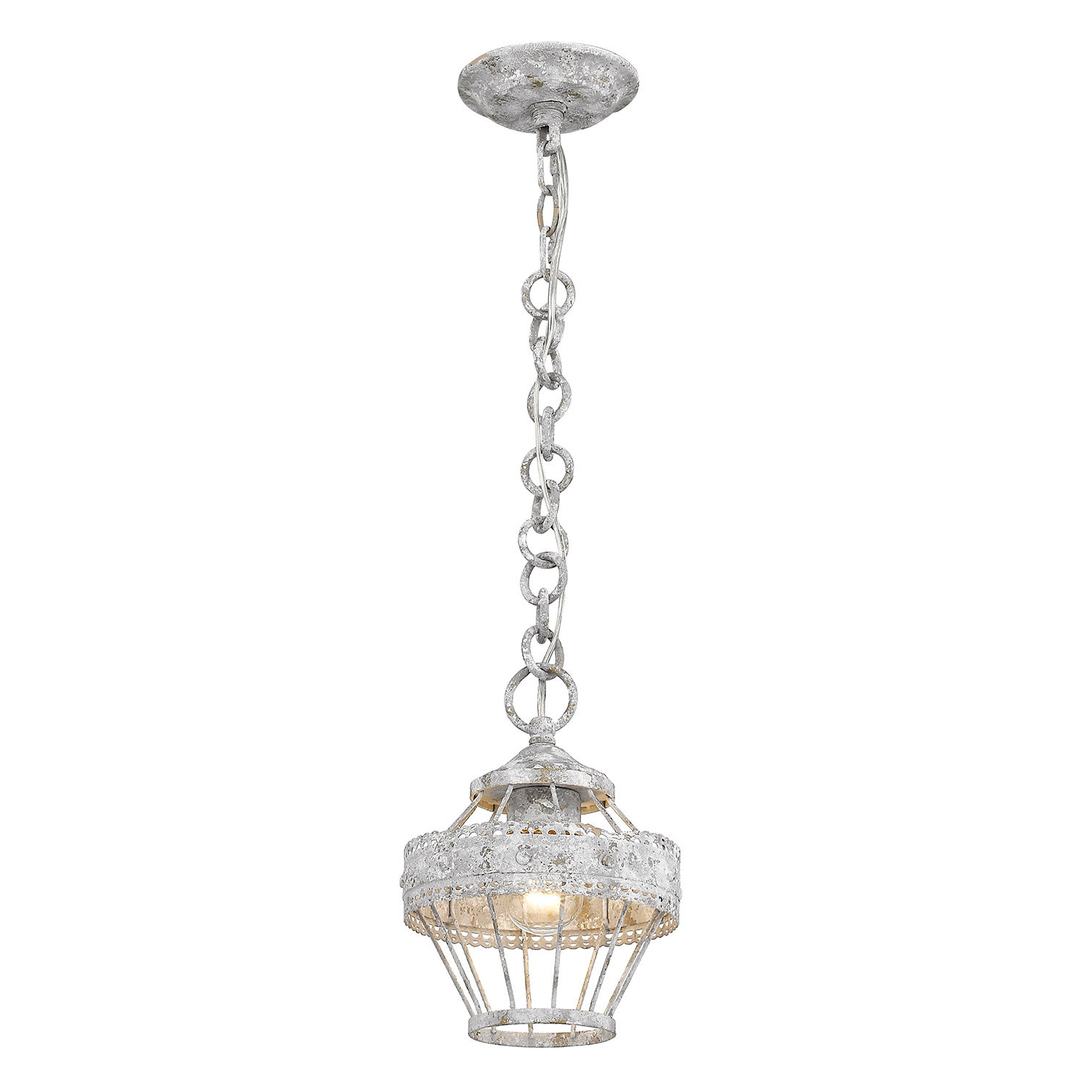 Spokane 1 Light Single Urn Pendants Pertaining To Newest Cleo 1 Light Lantern Pendant (Gallery 19 of 20)