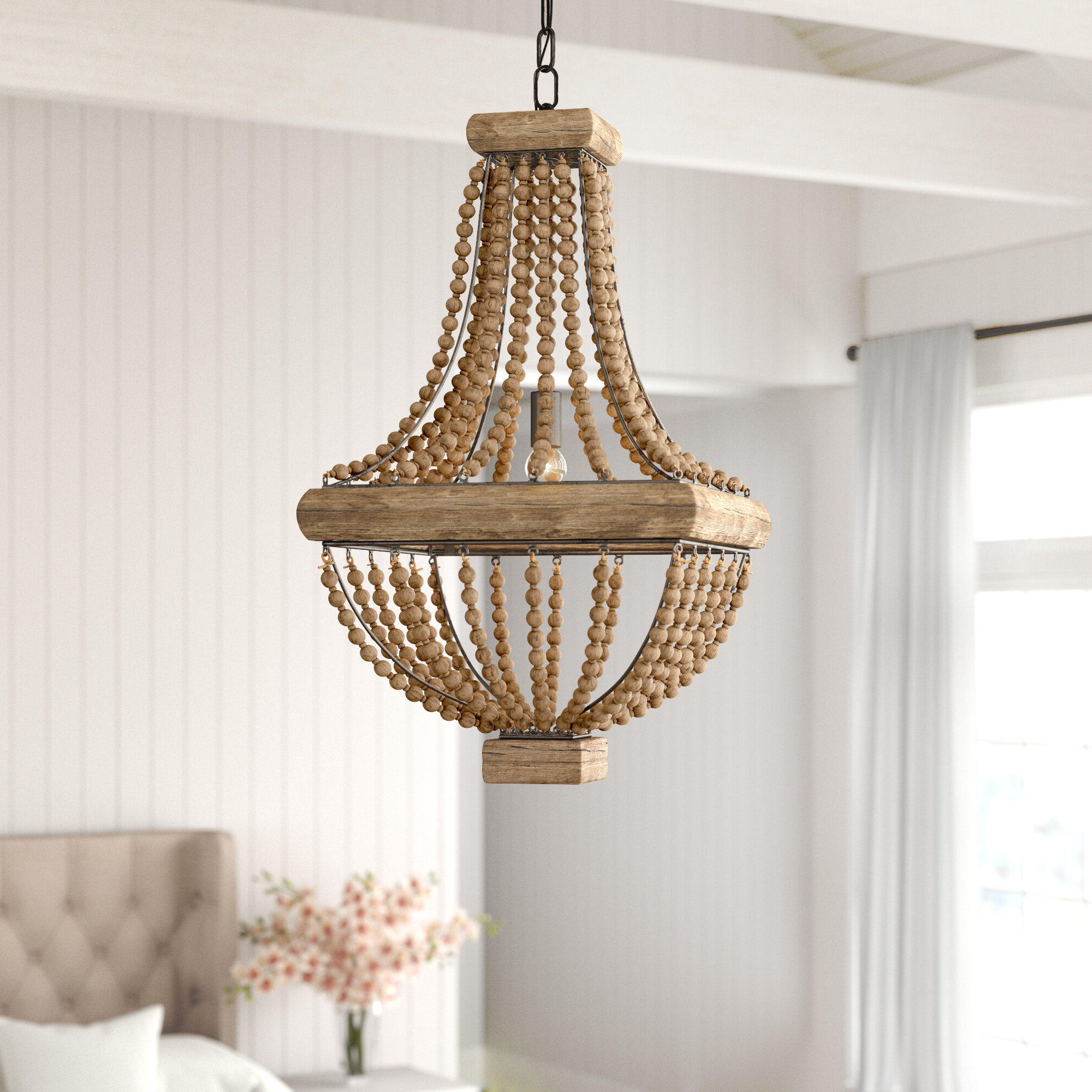 Spokane 1 Light Single Urn Pendants Regarding Most Recently Released Brisa 1 Light Single Geometric Pendant (Gallery 9 of 20)