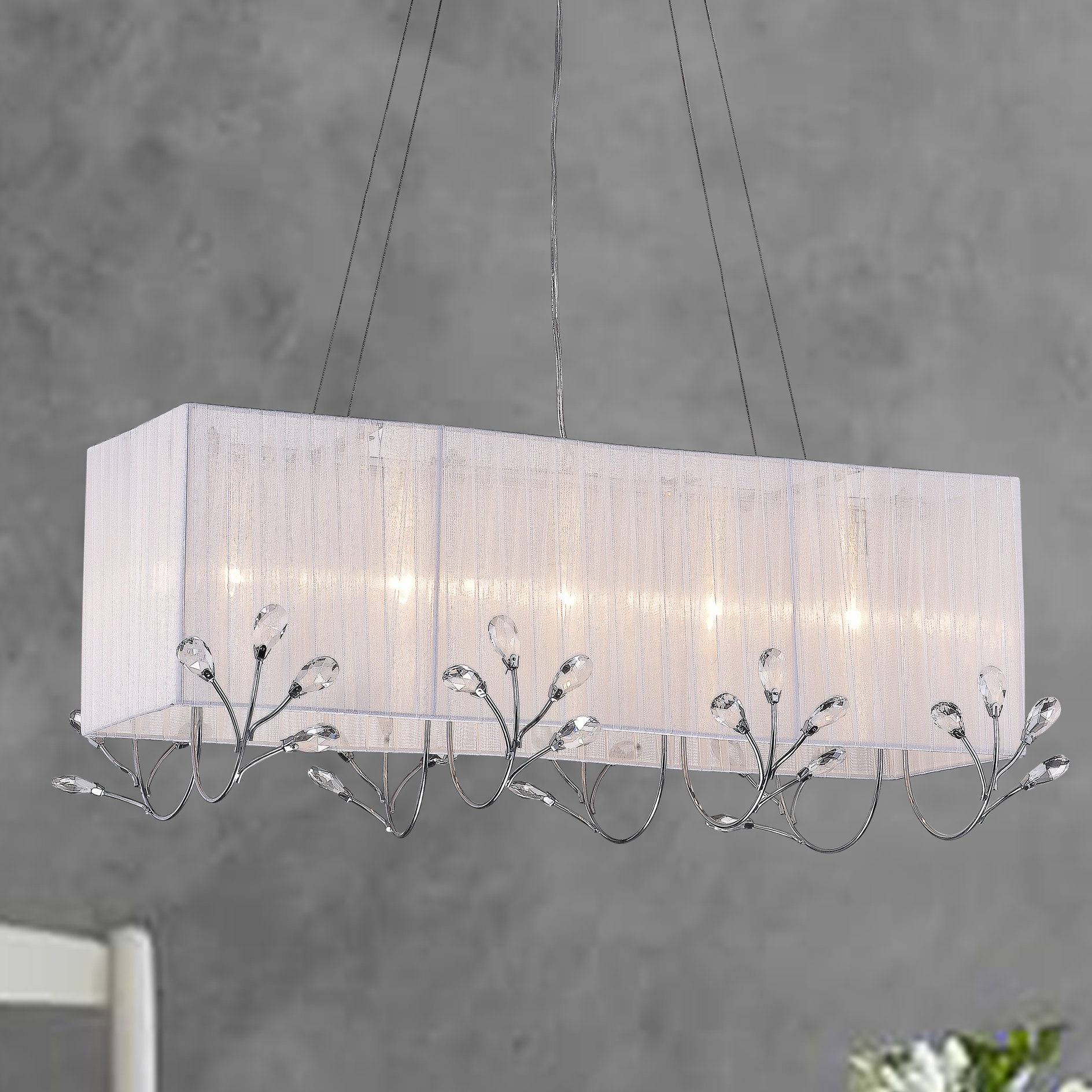 [%Square & Rectangular Chandeliers Sale – Up To 65% Off Until With Most Recently Released Hewitt 4 Light Square Chandeliers|Hewitt 4 Light Square Chandeliers Within Current Square & Rectangular Chandeliers Sale – Up To 65% Off Until|Fashionable Hewitt 4 Light Square Chandeliers With Square & Rectangular Chandeliers Sale – Up To 65% Off Until|Newest Square & Rectangular Chandeliers Sale – Up To 65% Off Until Inside Hewitt 4 Light Square Chandeliers%] (View 2 of 20)