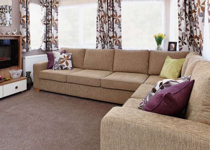 Stanwix Park In Silloth, Carlisle – Holiday Parks – Book Pertaining To Recent Silloth Patio Sofas With Cushions (View 17 of 20)