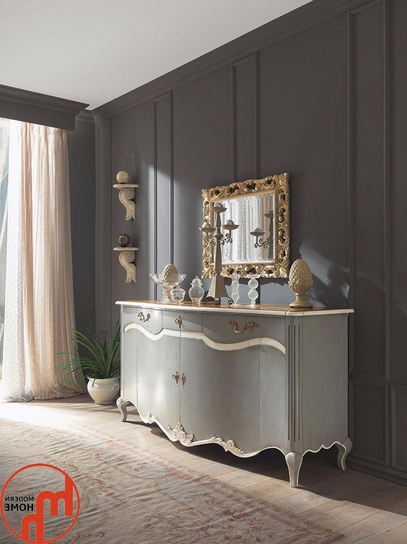 Stella Sideboards Throughout Most Popular Сервант Stella Del Mobile – Sideboards Купить Под Заказ (View 16 of 20)