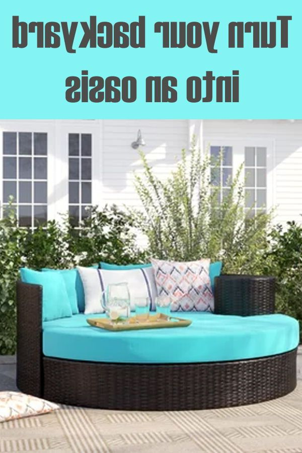 Stunning Home Decor For Well Liked Freeport Patio Daybeds With Cushion (View 19 of 20)