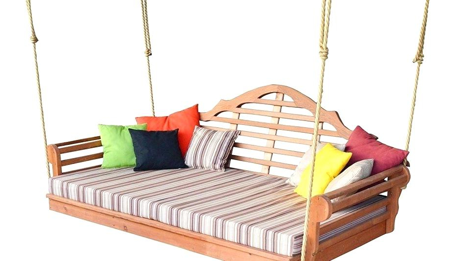 Sunbrella Daybed Mattress Cover – Faithmail.co With Regard To Current Tripp Patio Daybeds With Cushions (Gallery 19 of 20)
