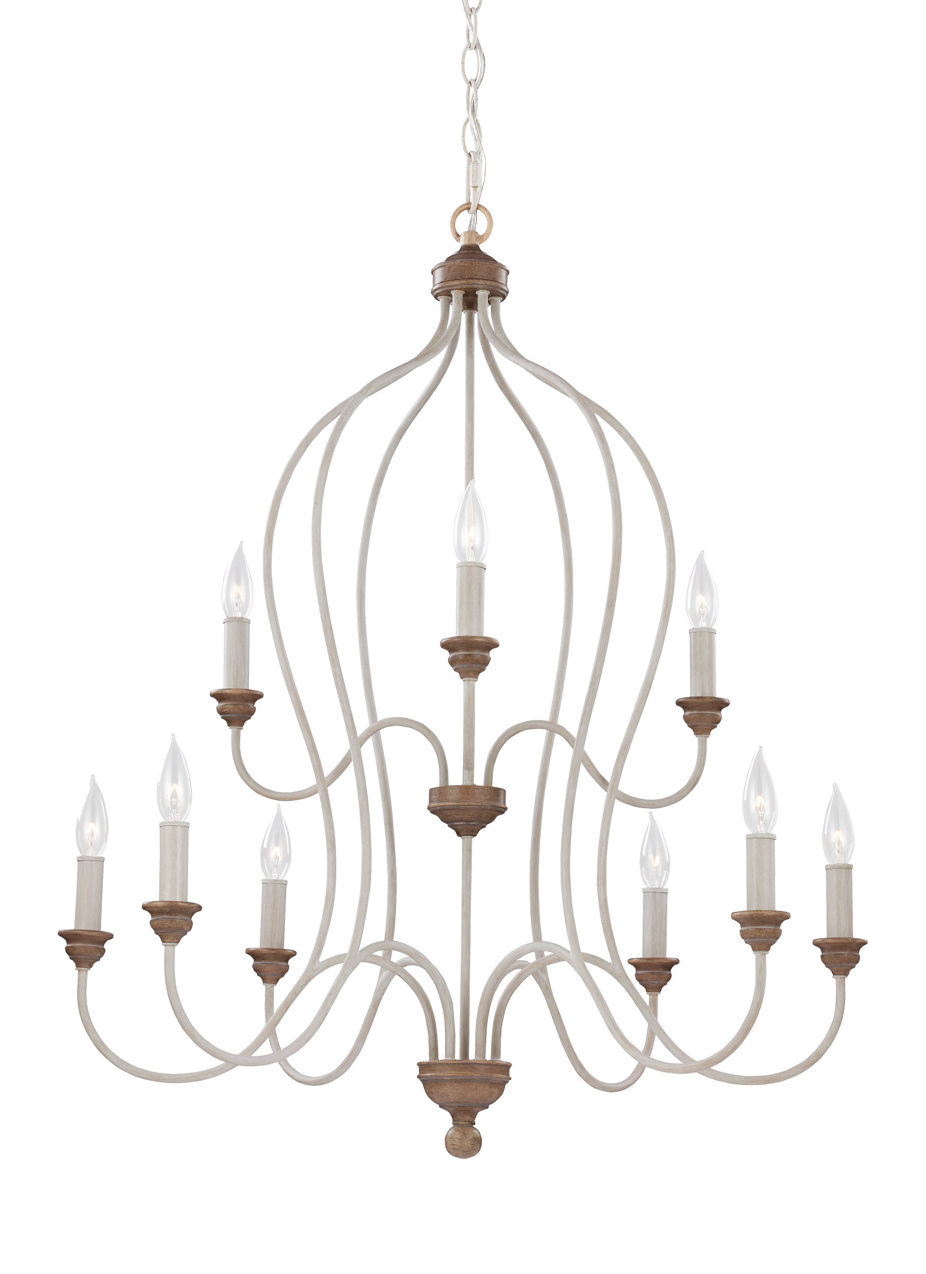 Sundberg 9 Light Candle Style Chandelier In Popular Watford 9 Light Candle Style Chandeliers (Gallery 10 of 20)