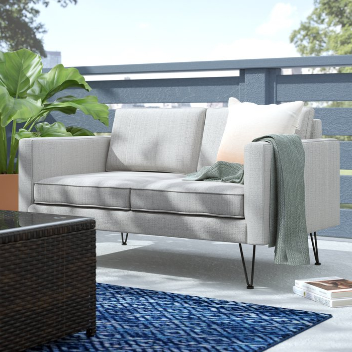Sylvania Outdoor Loveseat Within Widely Used Sylvania Outdoor Loveseats (View 12 of 20)
