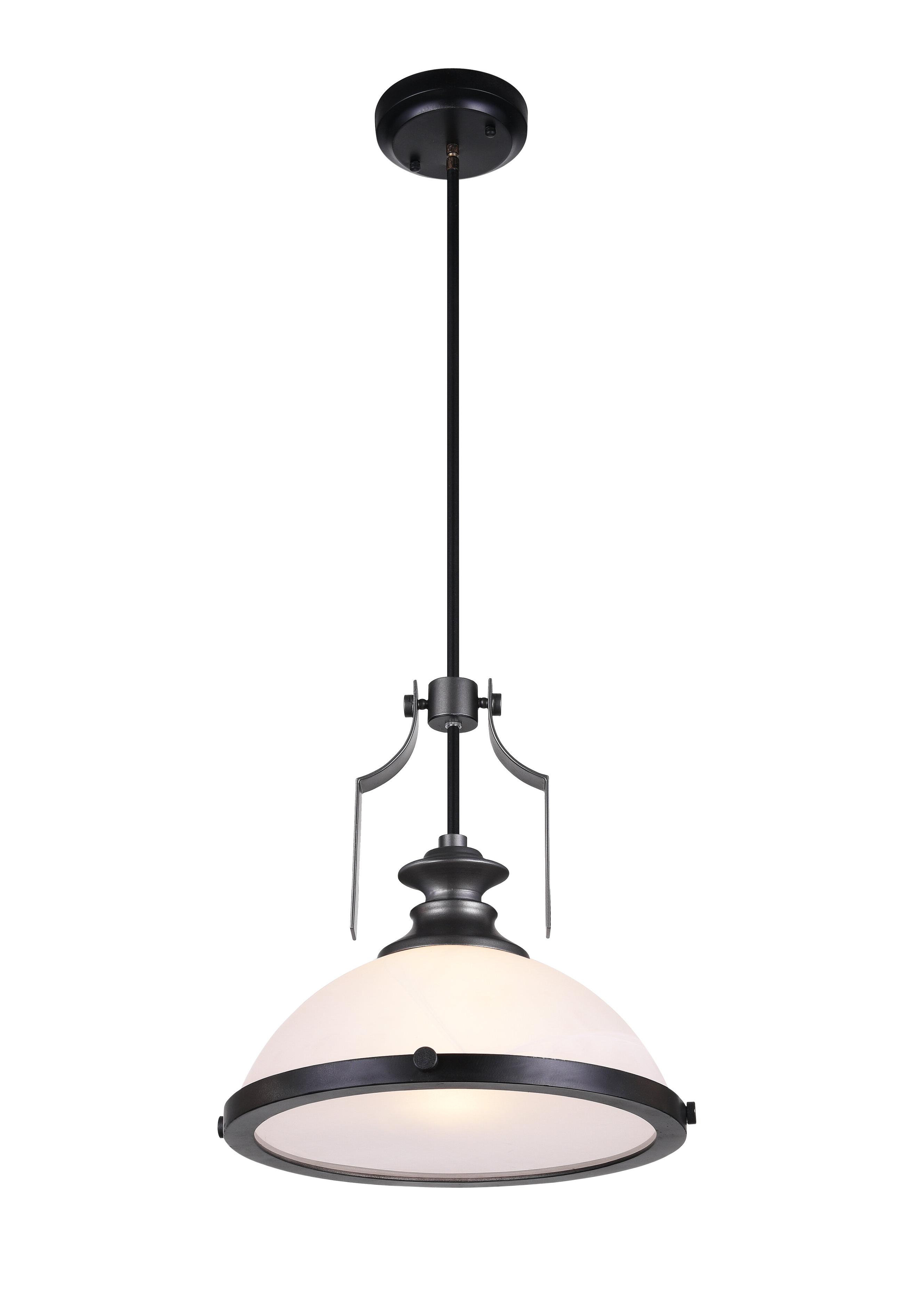 Terry 1 Light Single Bell Pendants In Preferred Detti 1 Light Dome Pendant (View 8 of 20)