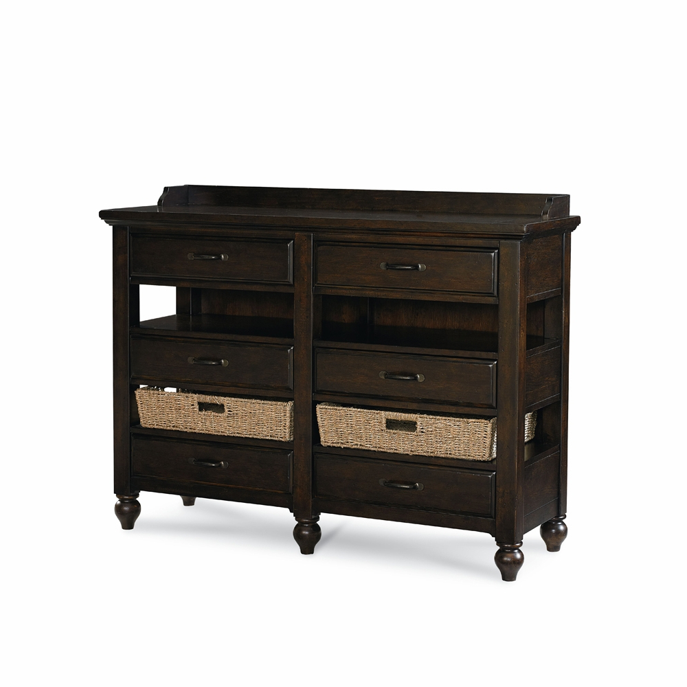 Thatcher Sideboards Regarding Best And Newest Legacy Classic Furniture – Thatcher Sideboard – 3700 (View 2 of 20)