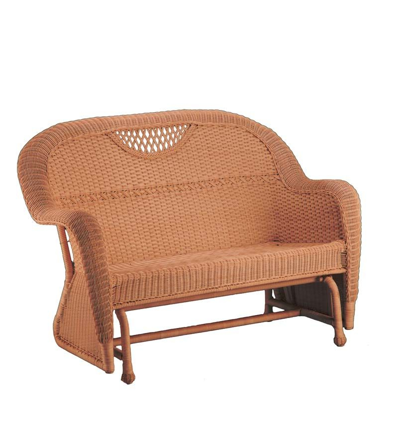 The Pertaining To Recent Prospect Hill Wicker Settee Benches (View 7 of 20)