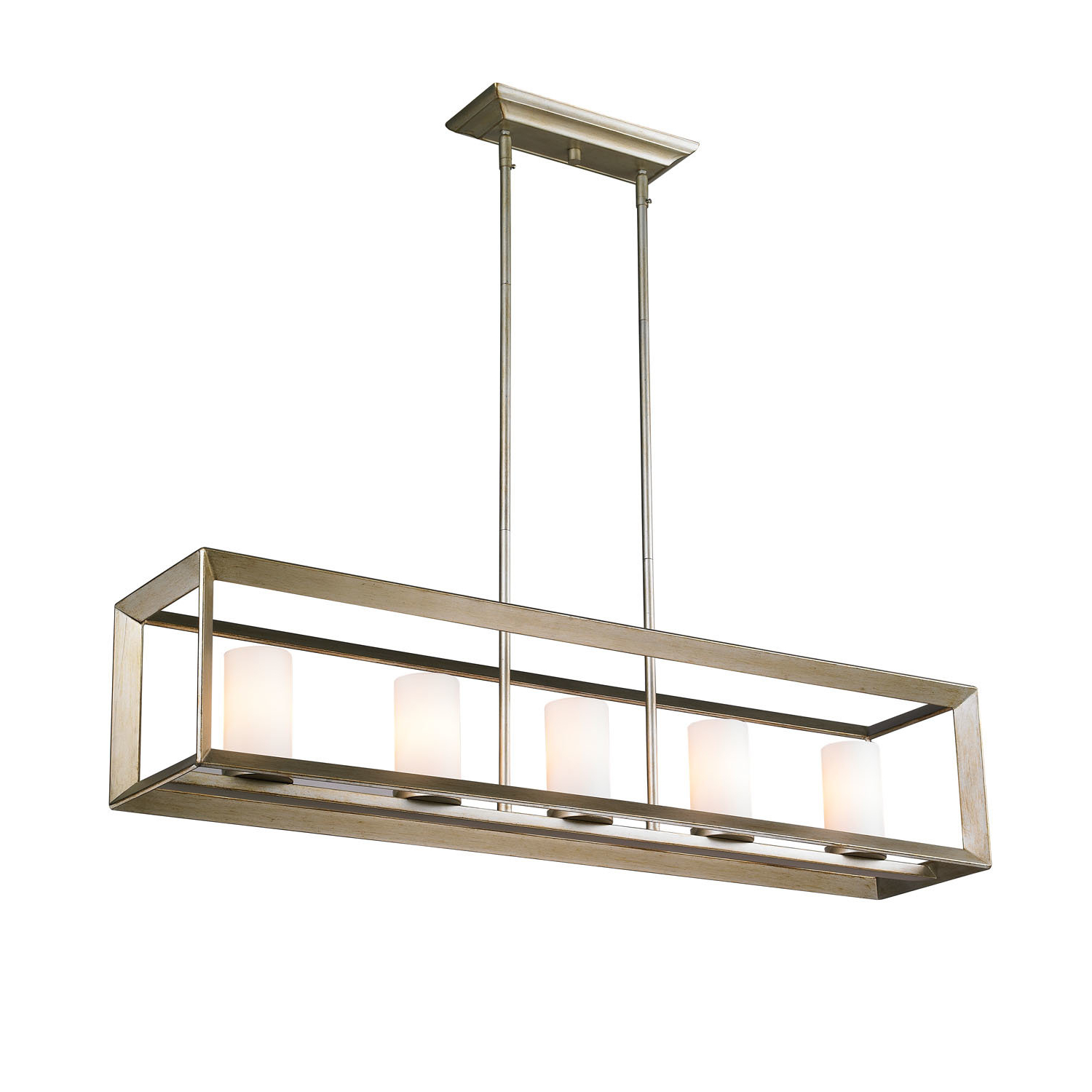 Thorne 5 Light Kitchen Island Pendant For Most Current Bouvet 5 Light Kitchen Island Linear Pendants (View 15 of 20)