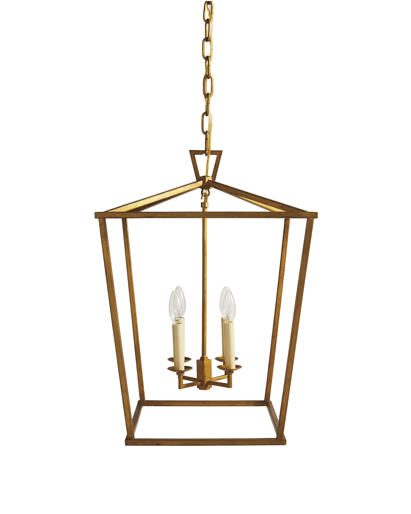 Tiana 4 Light Geometric Chandeliers Pertaining To Fashionable Serena & Lily Kentfield Pendant (View 13 of 20)