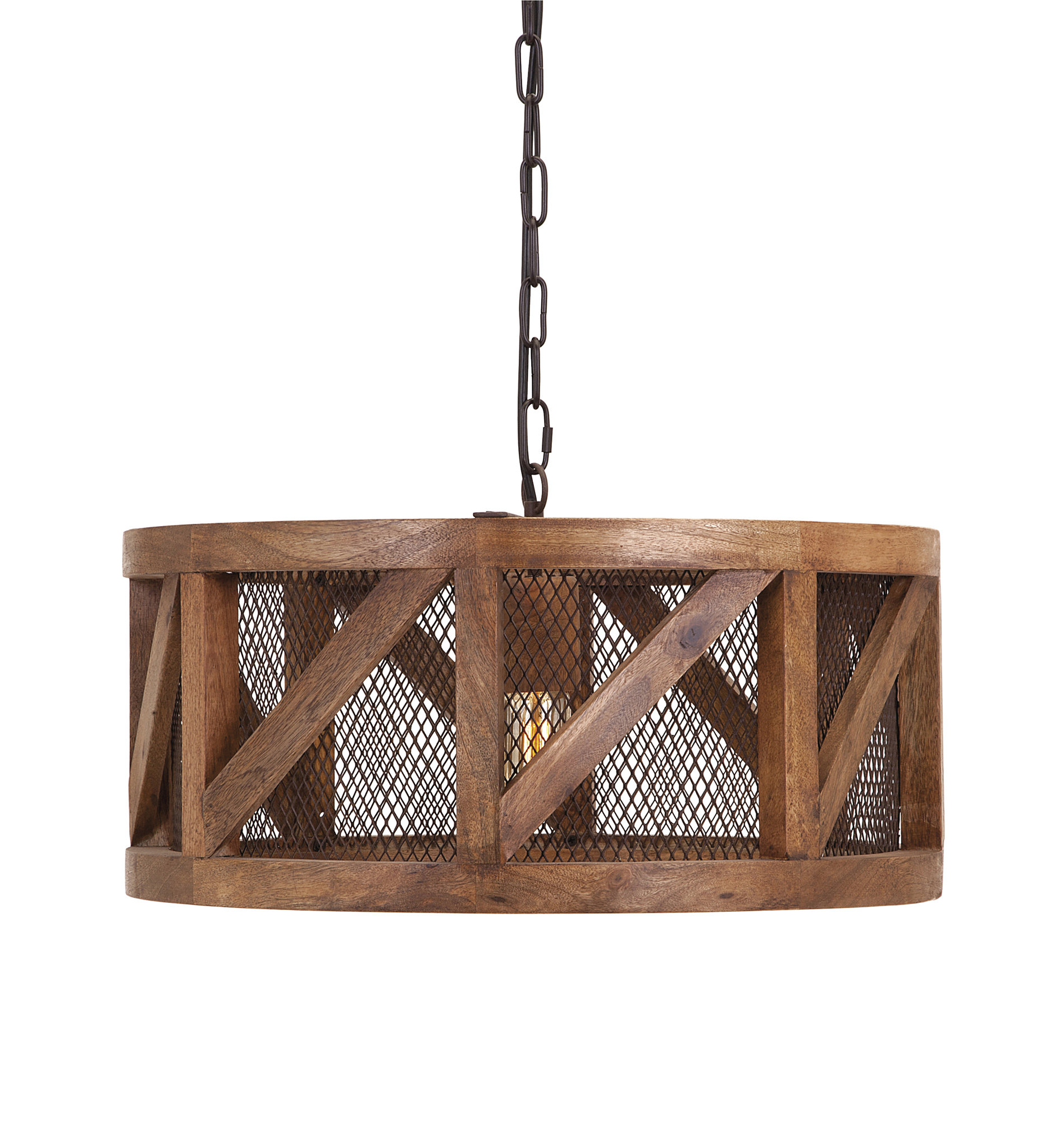 Tiefort 1 Light Pendant Regarding Most Current Finnick 1 Light Geometric Pendants (View 16 of 20)