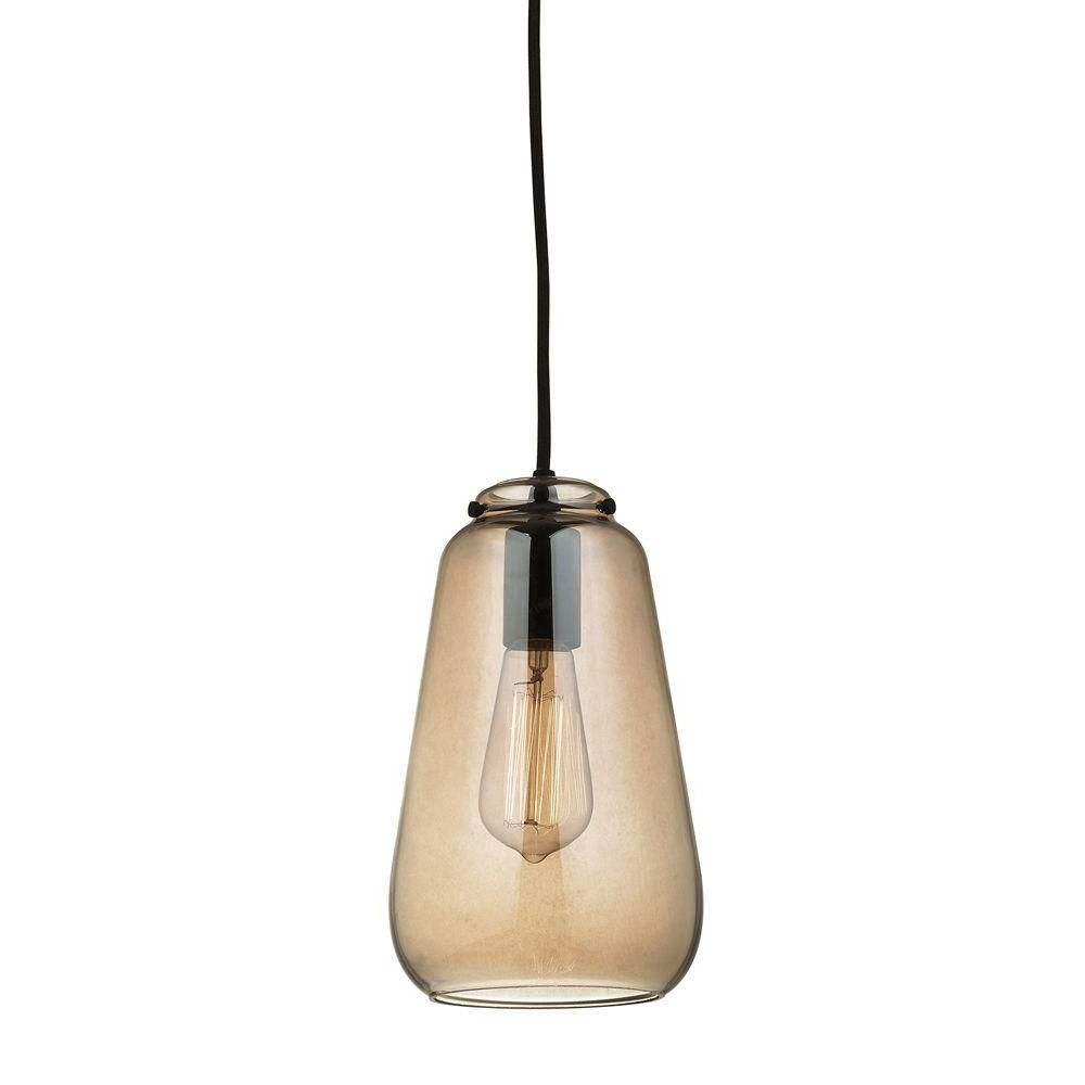 Titan Lighting Orbital 1 Light Oil Rubbed Bronze Pendant Regarding Recent Jayce 1 Light Cylinder Pendants (View 19 of 20)