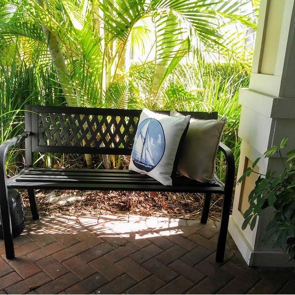 Top Product Reviews For Lattice Back Garden Bench Plastic Regarding Famous Bence Plastic Outdoor Garden Benches (View 19 of 20)