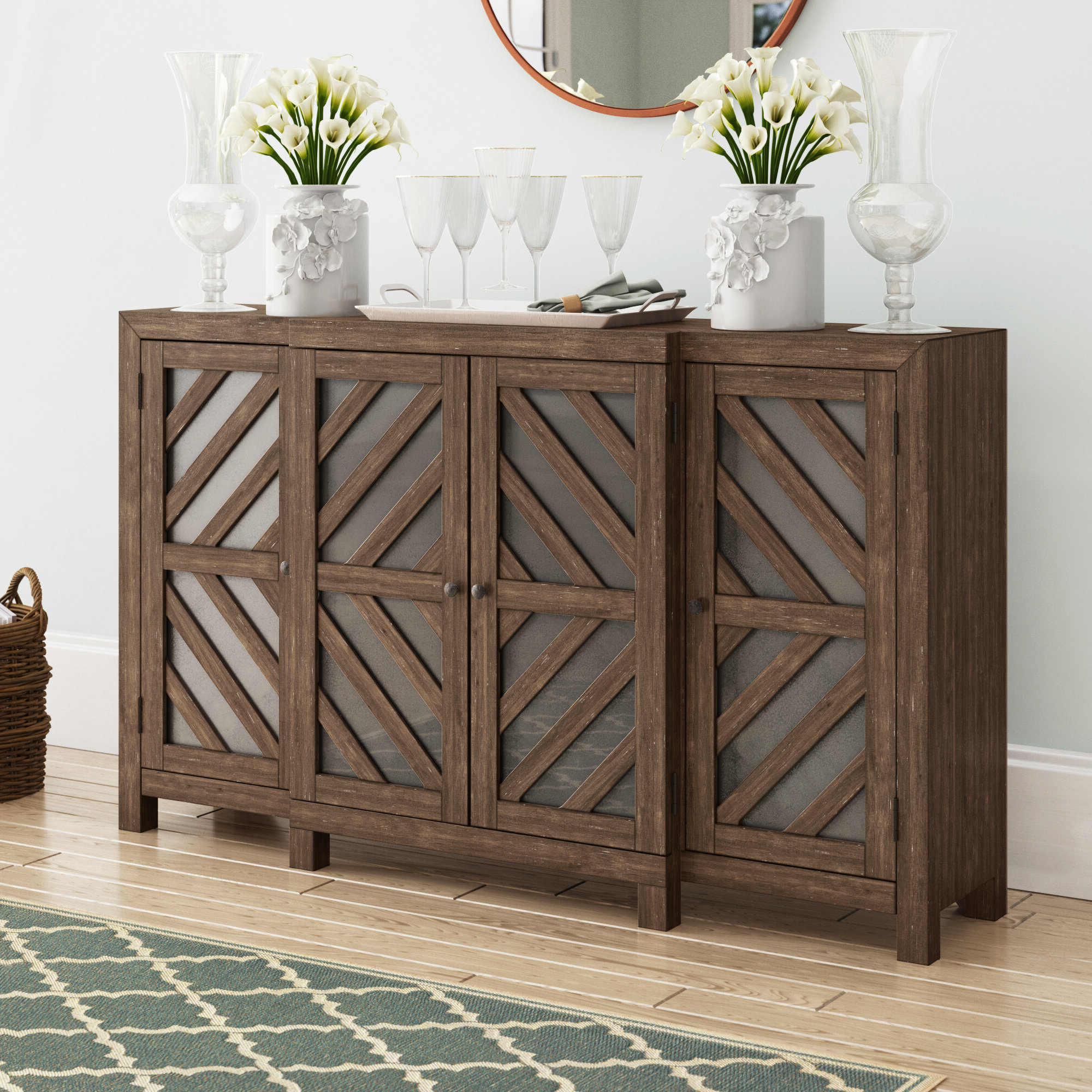 Trendy 70 Inch Credenza You'll Love In  (View 18 of 20)