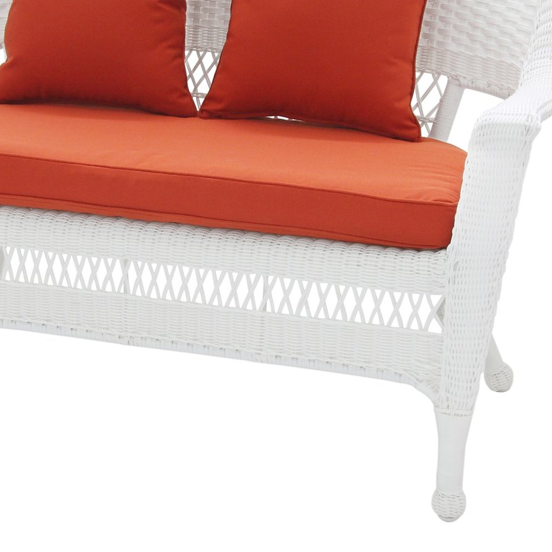 Trendy Alburg Loveseat With Cushions Throughout Alburg Loveseats With Cushions (View 18 of 20)