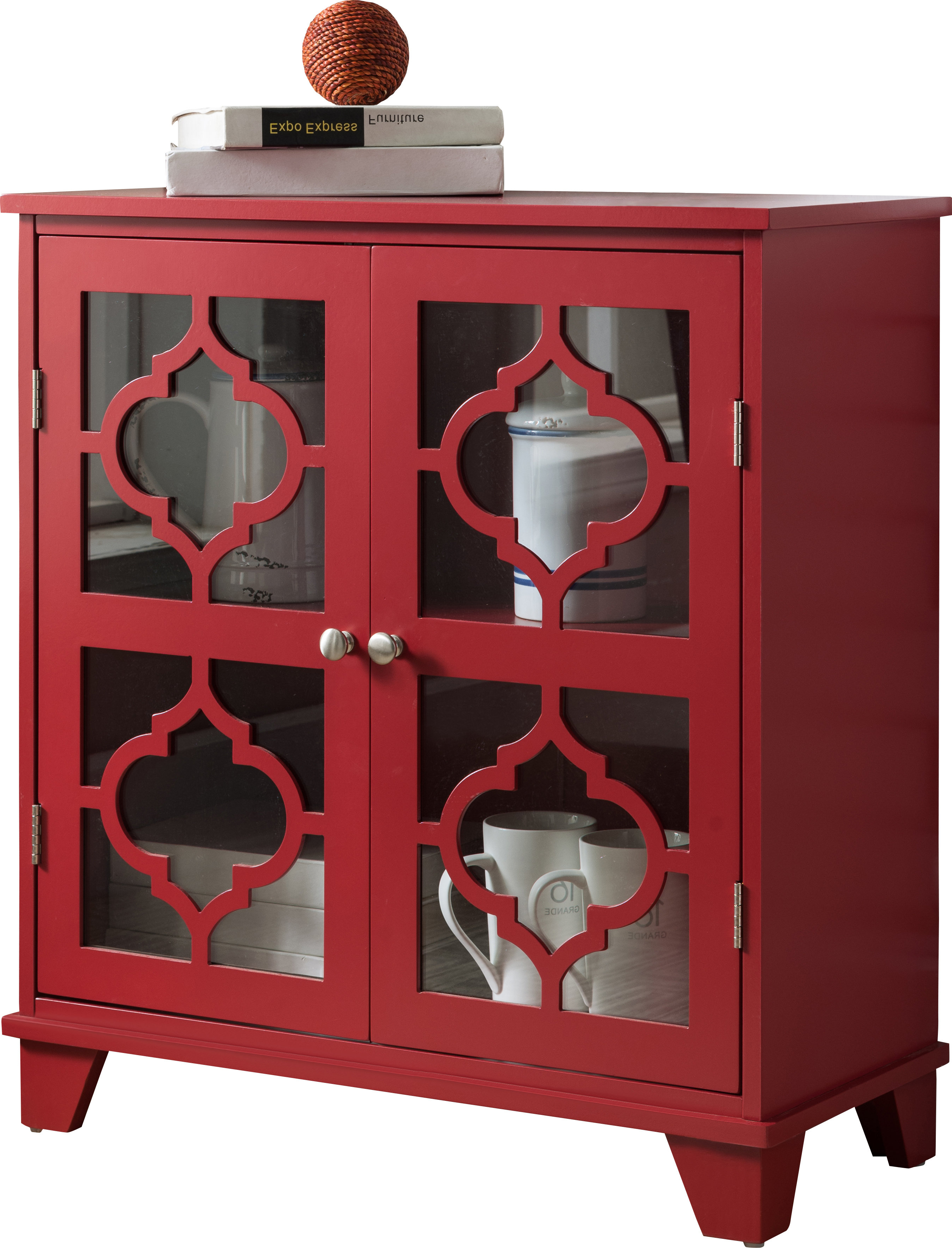 Trendy Candace Door Credenzas Intended For Mistana Candace Door Credenza (View 14 of 20)