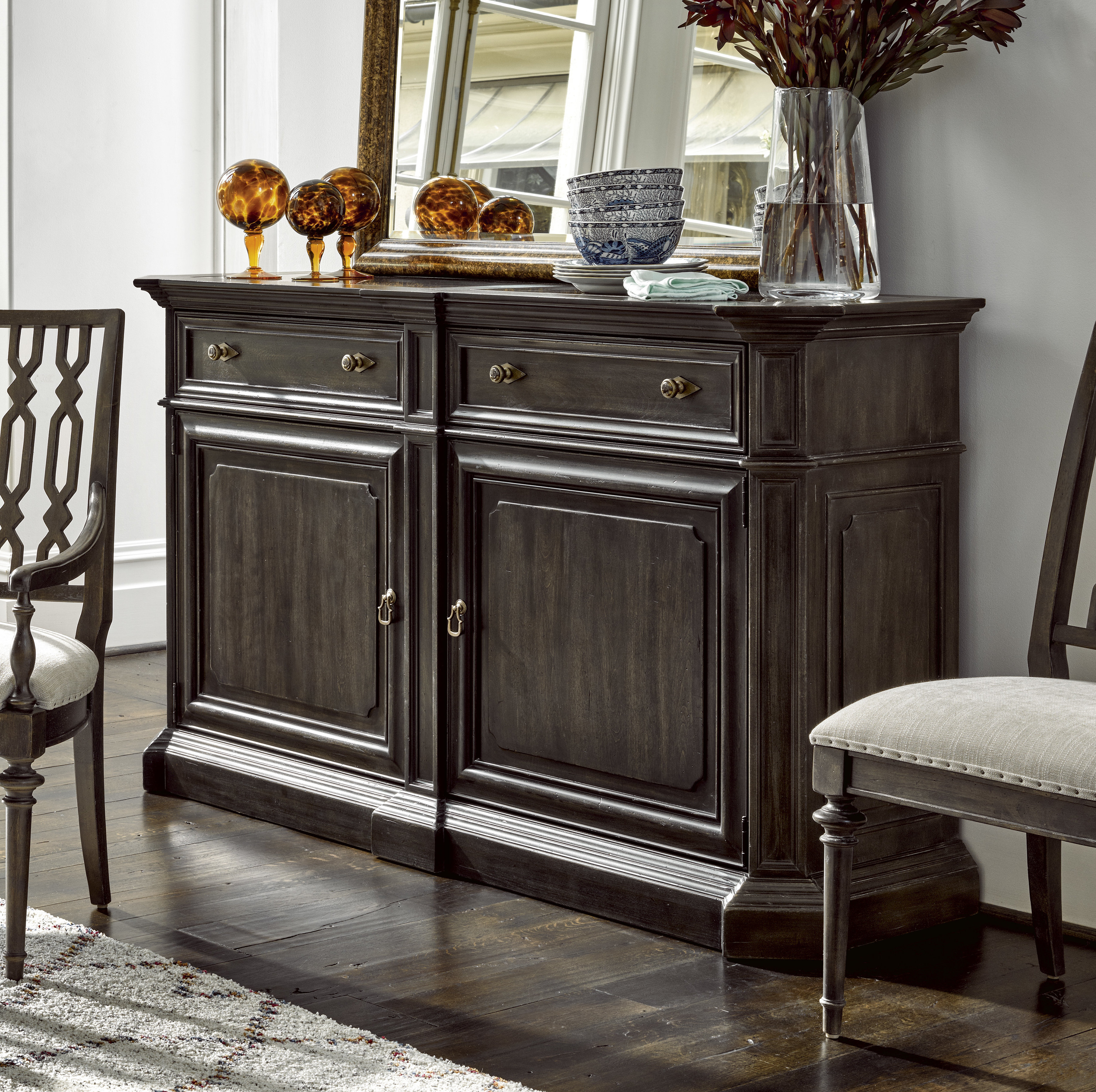 Trendy Chaucer Credenza Pertaining To Hewlett Sideboards (View 9 of 20)