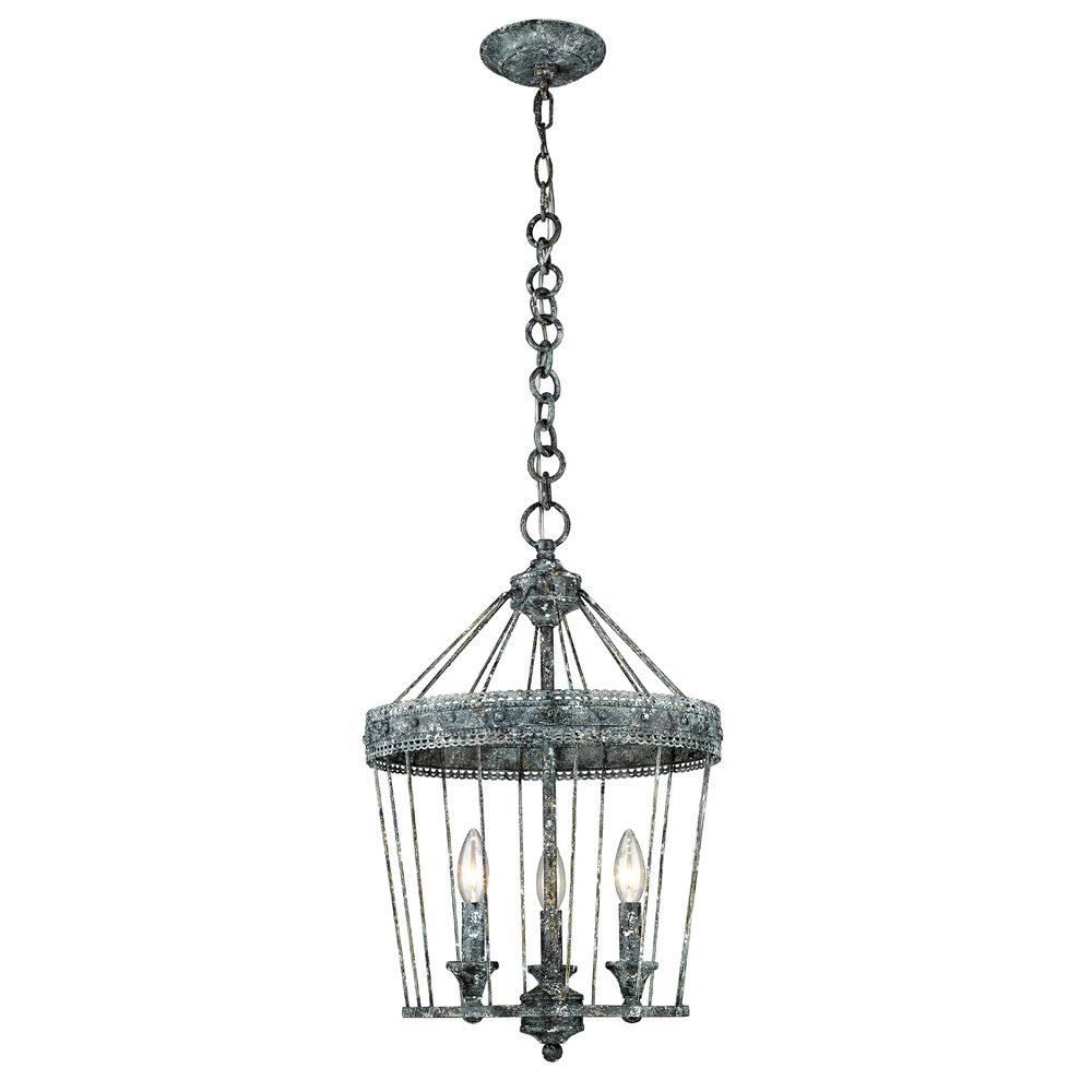 Trendy Cleo 3 Light Lantern Pendant Inside Finnick 3 Light Lantern Pendants (View 19 of 20)