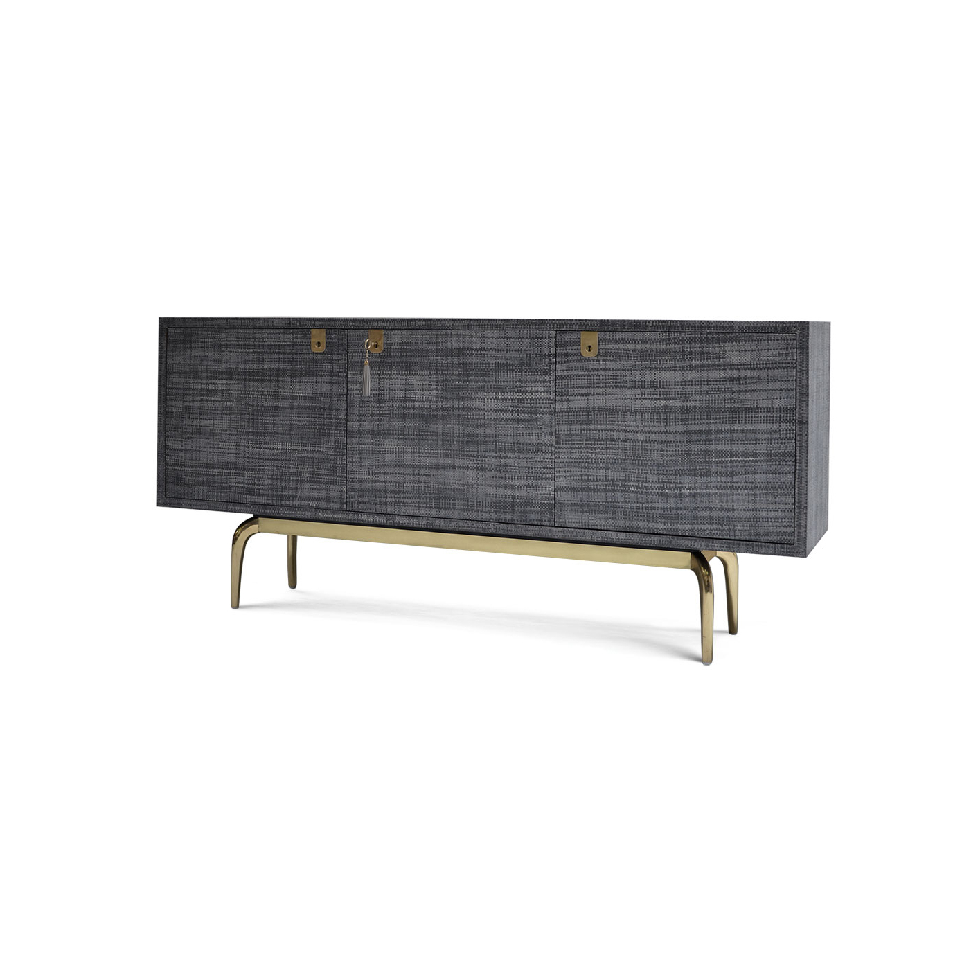 Trendy Damian Sideboards Throughout Yuu Raffia Sideboardscala Luxury – Coup D'etat (View 18 of 20)