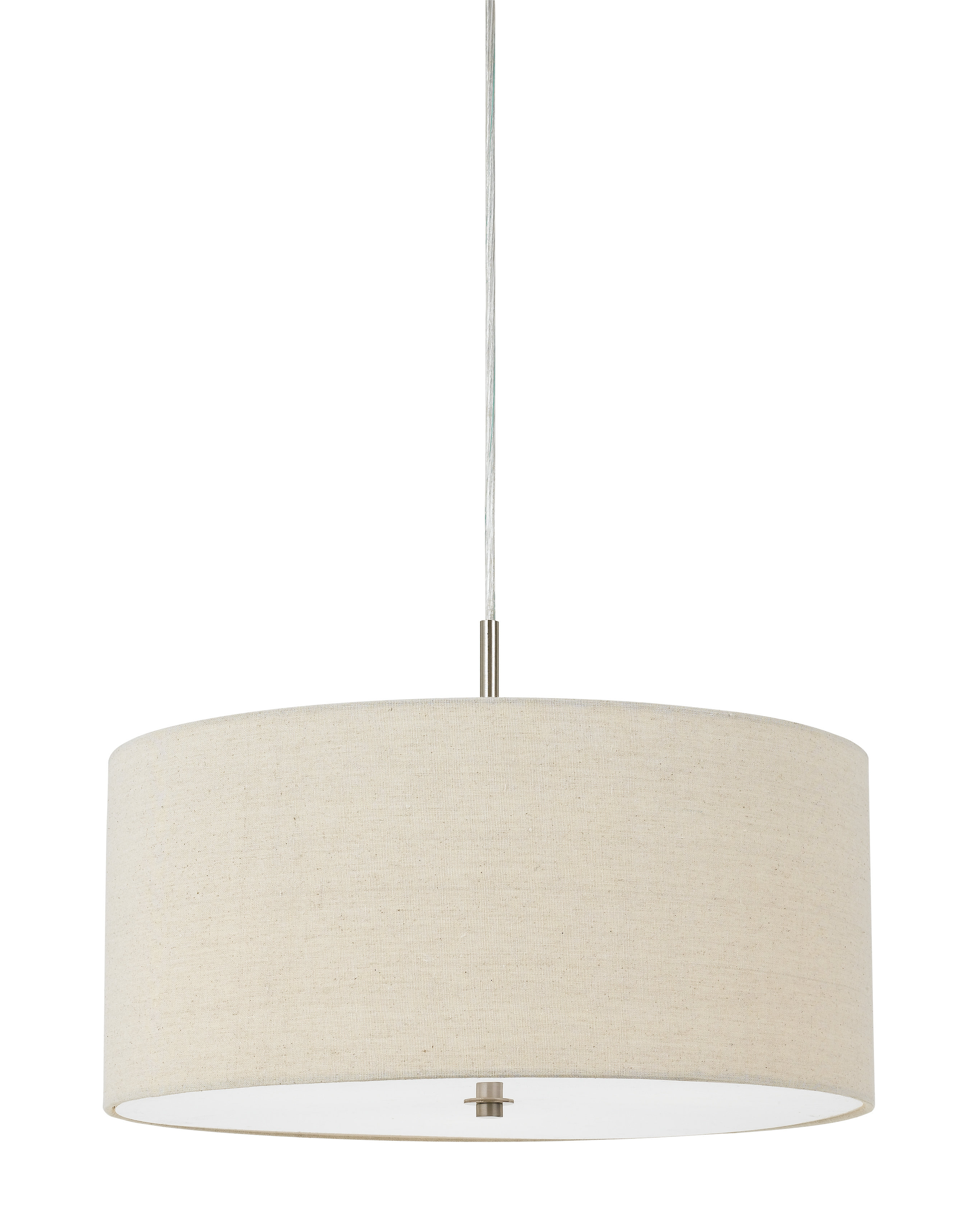 Trendy Kasey 3 Light Single Drum Pendants Within Tristian 3 Light Drum Chandelier (View 19 of 20)