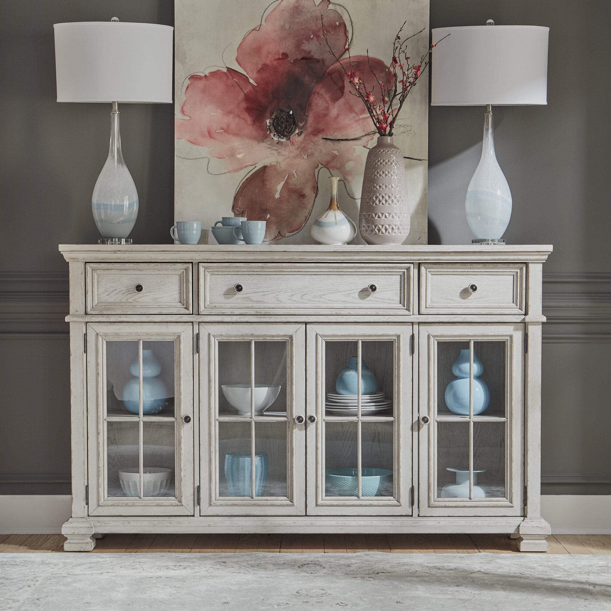 Trendy Tiphaine Sideboards In Highland Dunes Liddell Hall Sideboard (View 16 of 20)