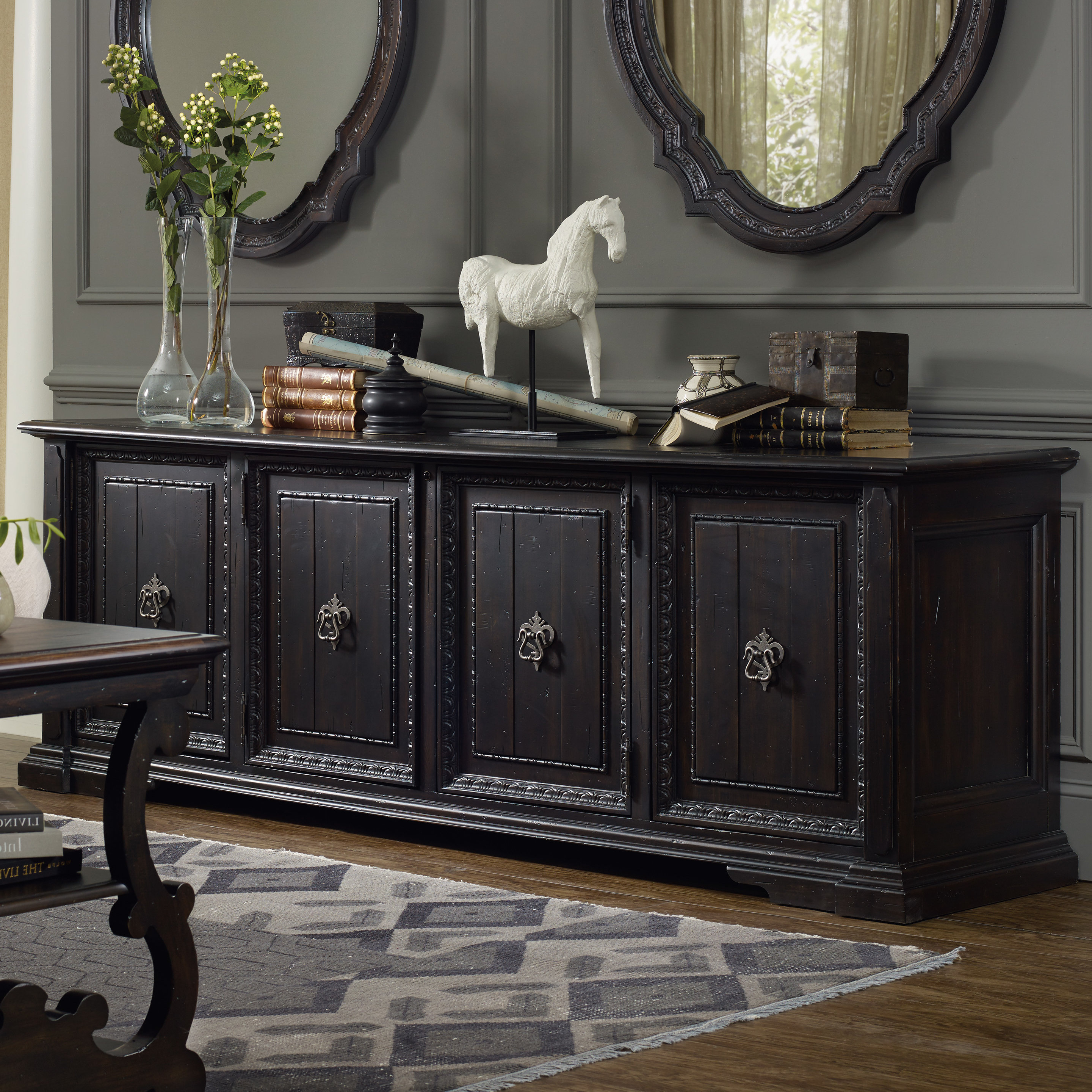 Treviso Sideboard Throughout Well Liked Melange Brockton Sideboards (View 15 of 20)