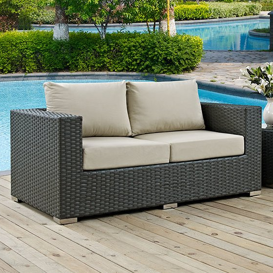 Tripp Loveseat With Cushions With Widely Used Tripp Sofa With Cushions (View 14 of 20)