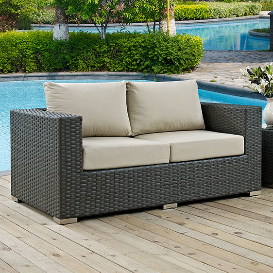 Tripp Loveseats With Cushions For Most Up To Date Tripp Loveseat With Cushions (View 7 of 20)