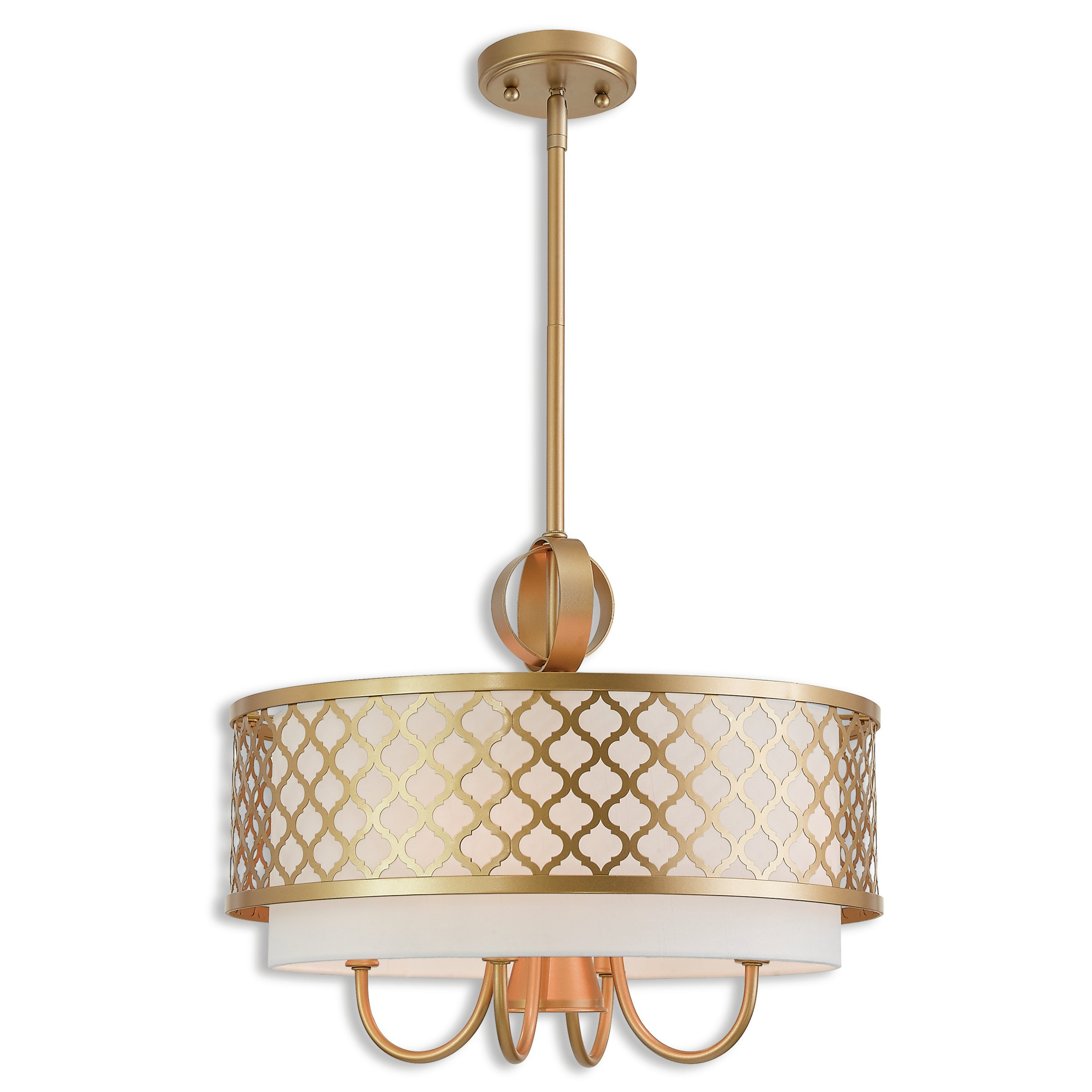 Tymvou 5 Light Drum Chandelier Pertaining To Fashionable Hermione 5 Light Drum Chandeliers (View 20 of 20)