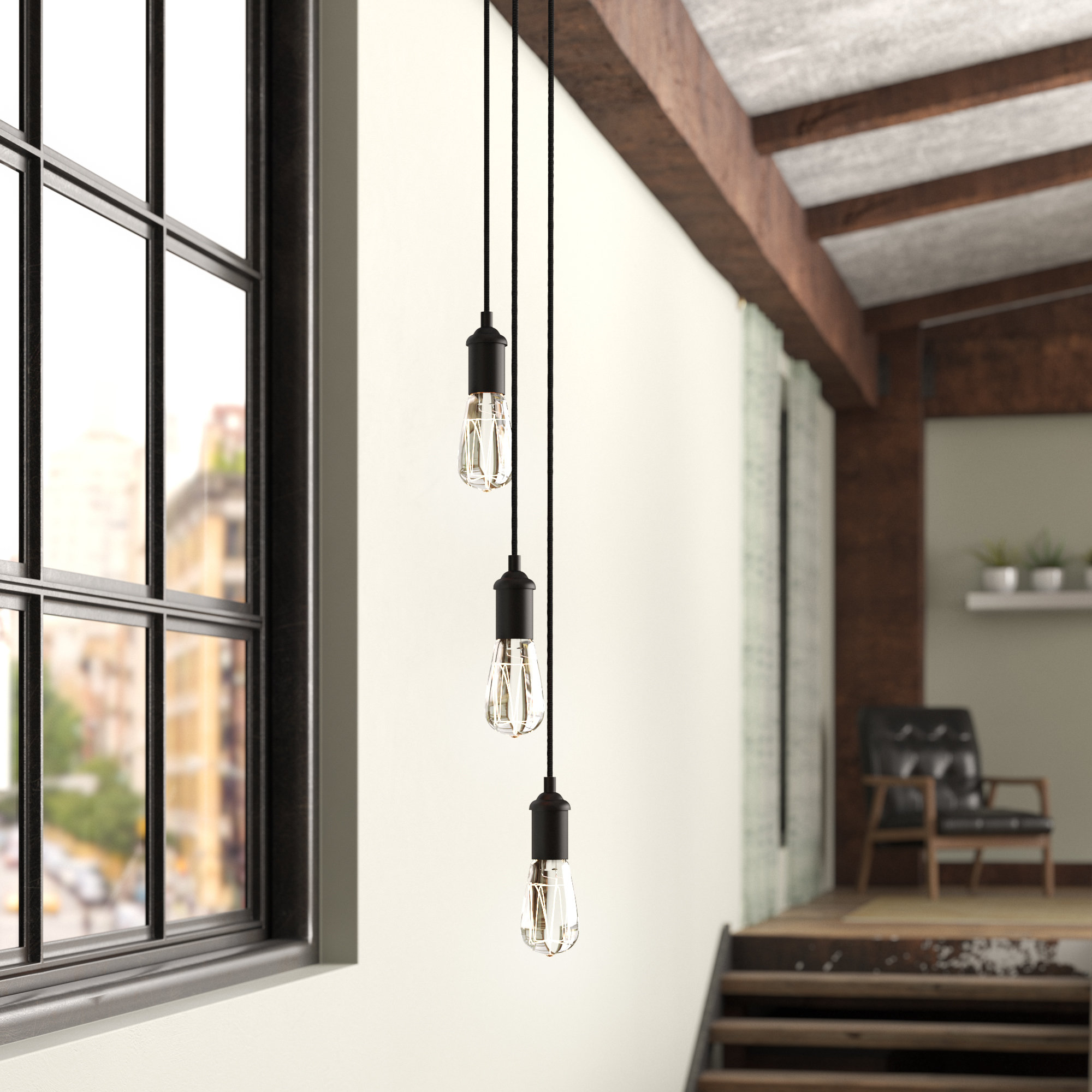 Valmy 3 Light Cluster Pendant Regarding Latest Gattilier 3 Light Cluster Pendants (Gallery 9 of 20)