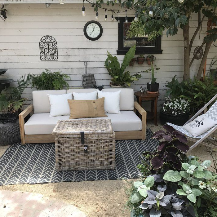 Vancouver Regarding Lakeland Teak Patio Sofas With Cushions (Gallery 13 of 20)
