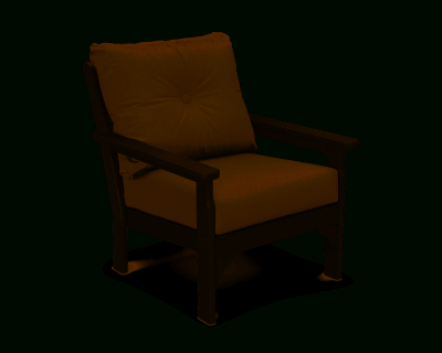 Vineyard Deep Seating Chair Pertaining To Well Liked Vineyard Deep Seating Sofas (View 9 of 20)