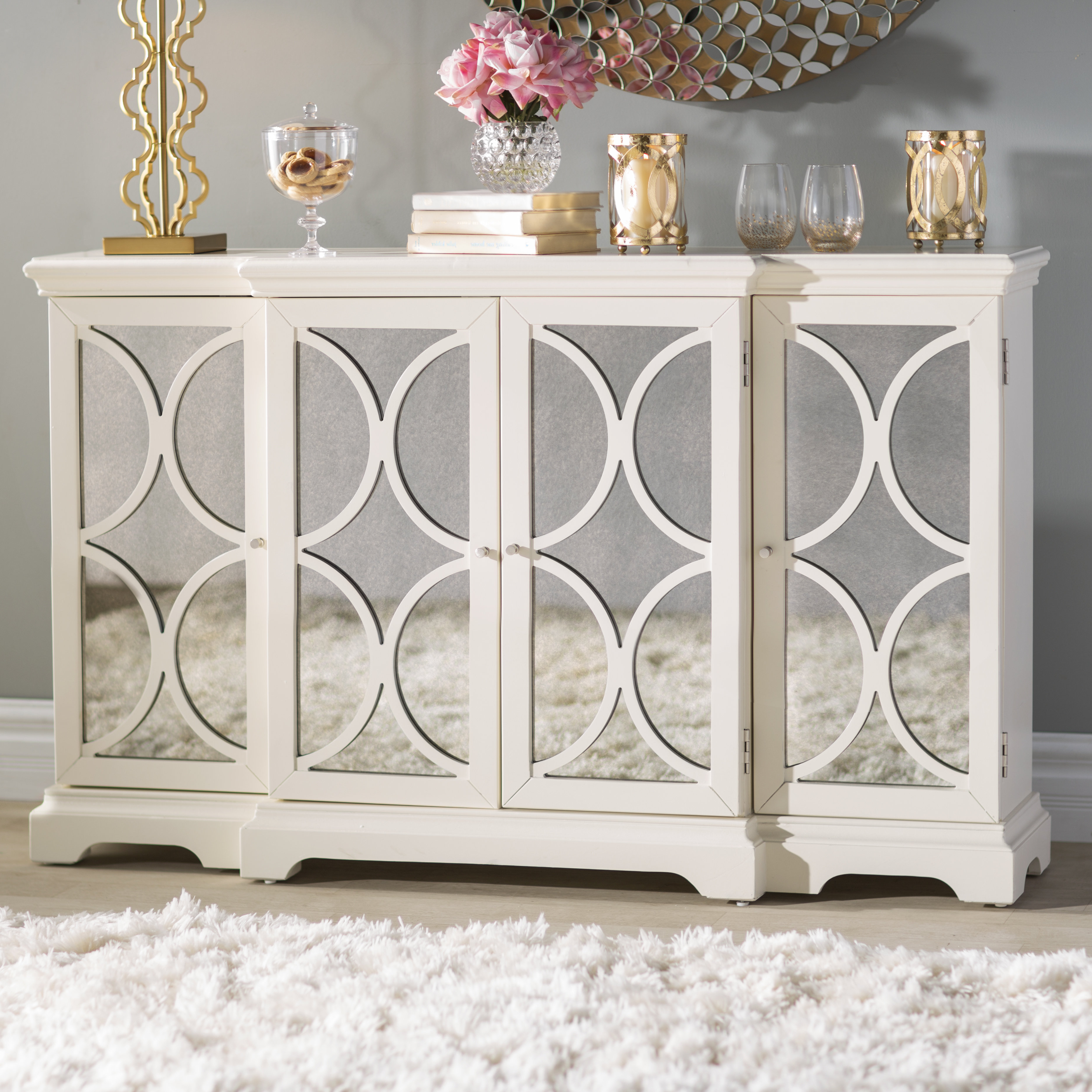 Wayfair In Caines Credenzas (View 17 of 20)