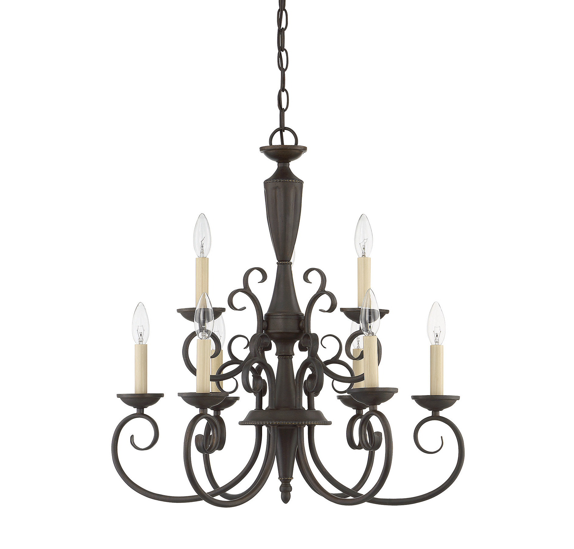 Wayfair Intended For Giverny 9 Light Candle Style Chandeliers (View 8 of 20)